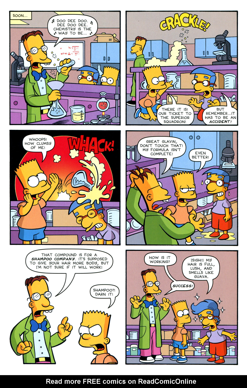 Read online Simpsons Comics Presents Bart Simpson comic -  Issue #86 - 21