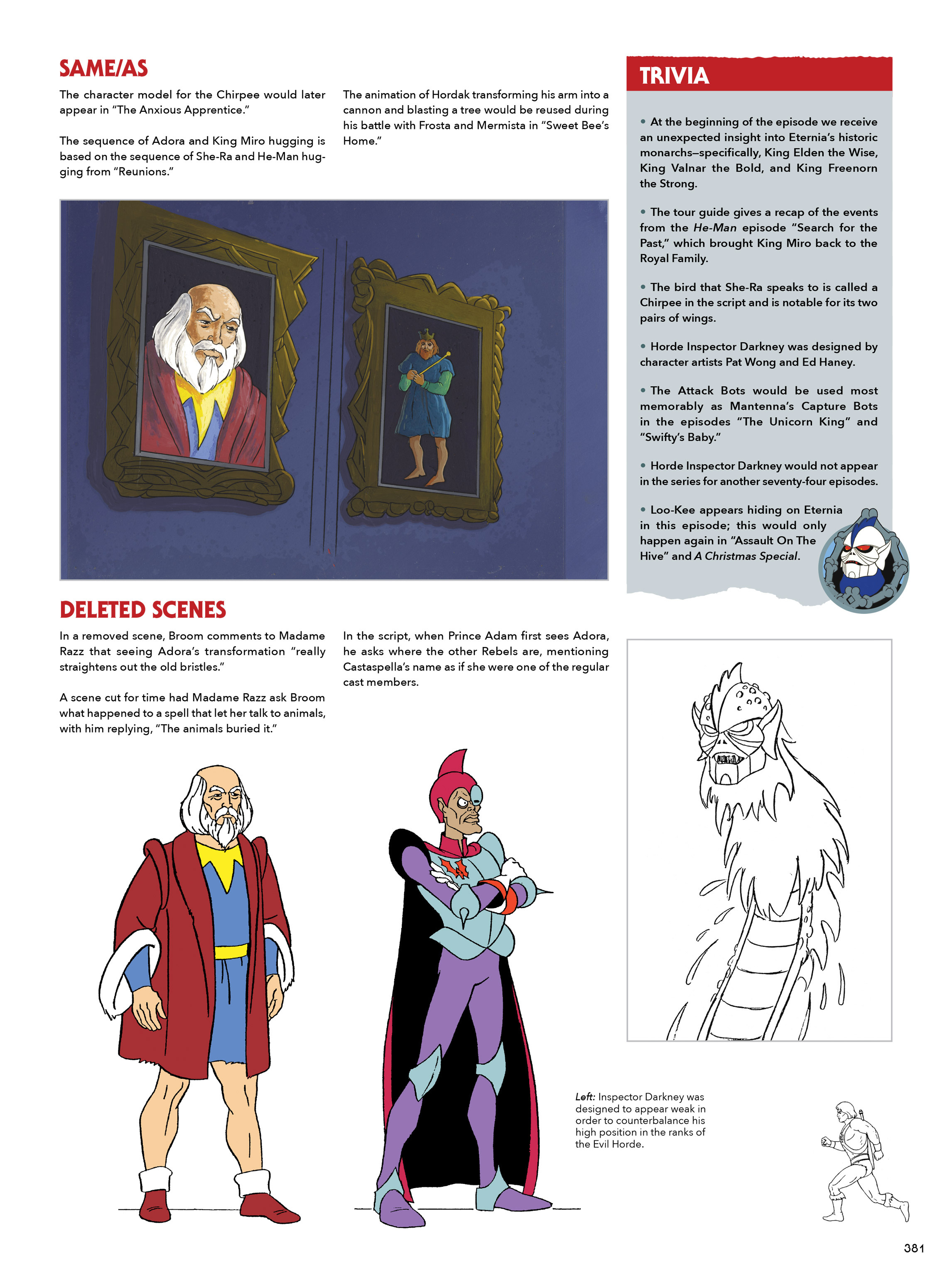 Read online He-Man and She-Ra: A Complete Guide to the Classic Animated Adventures comic -  Issue # TPB (Part 2) - 182