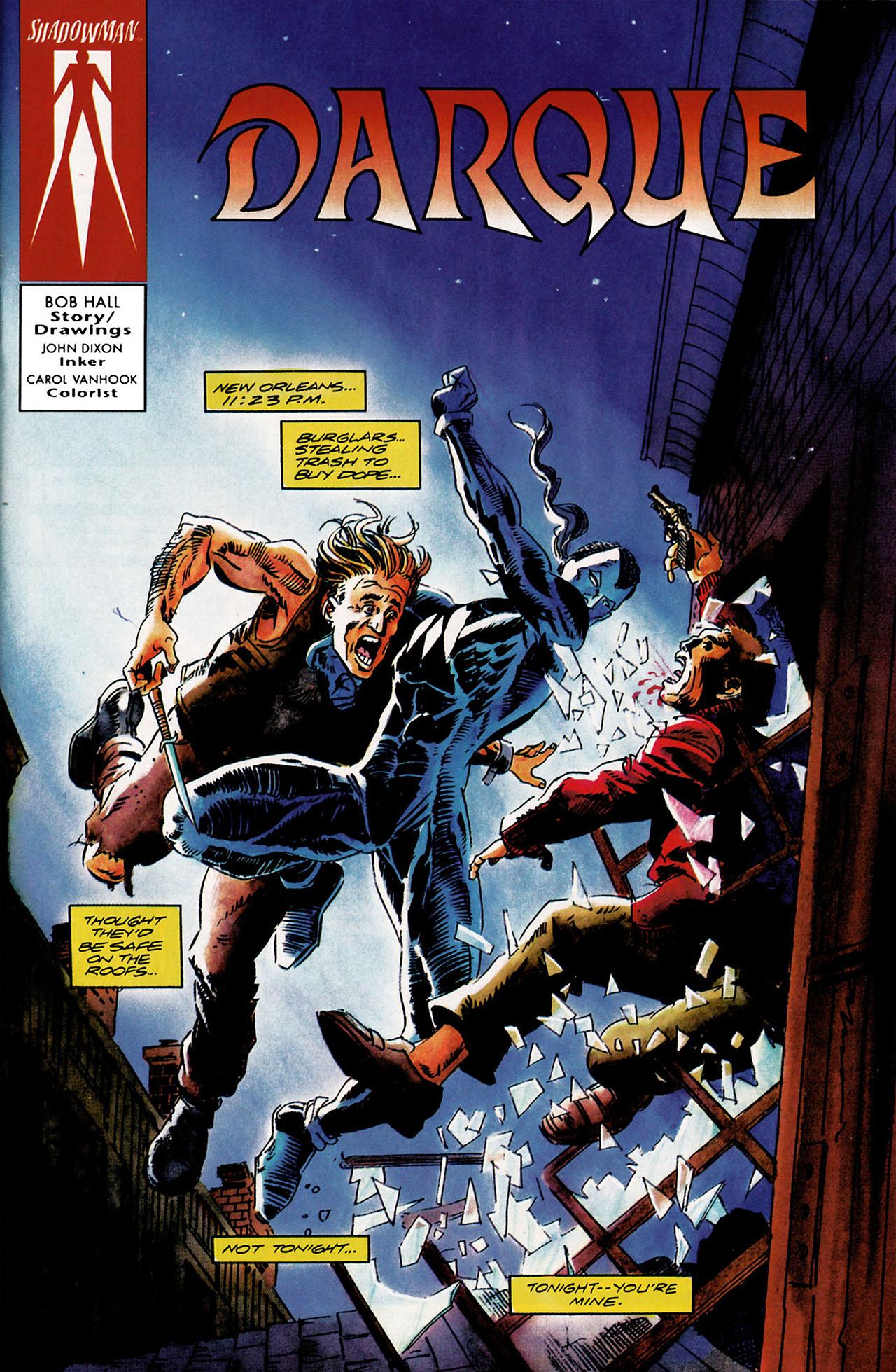 Read online Shadowman (1992) comic -  Issue #10 - 2