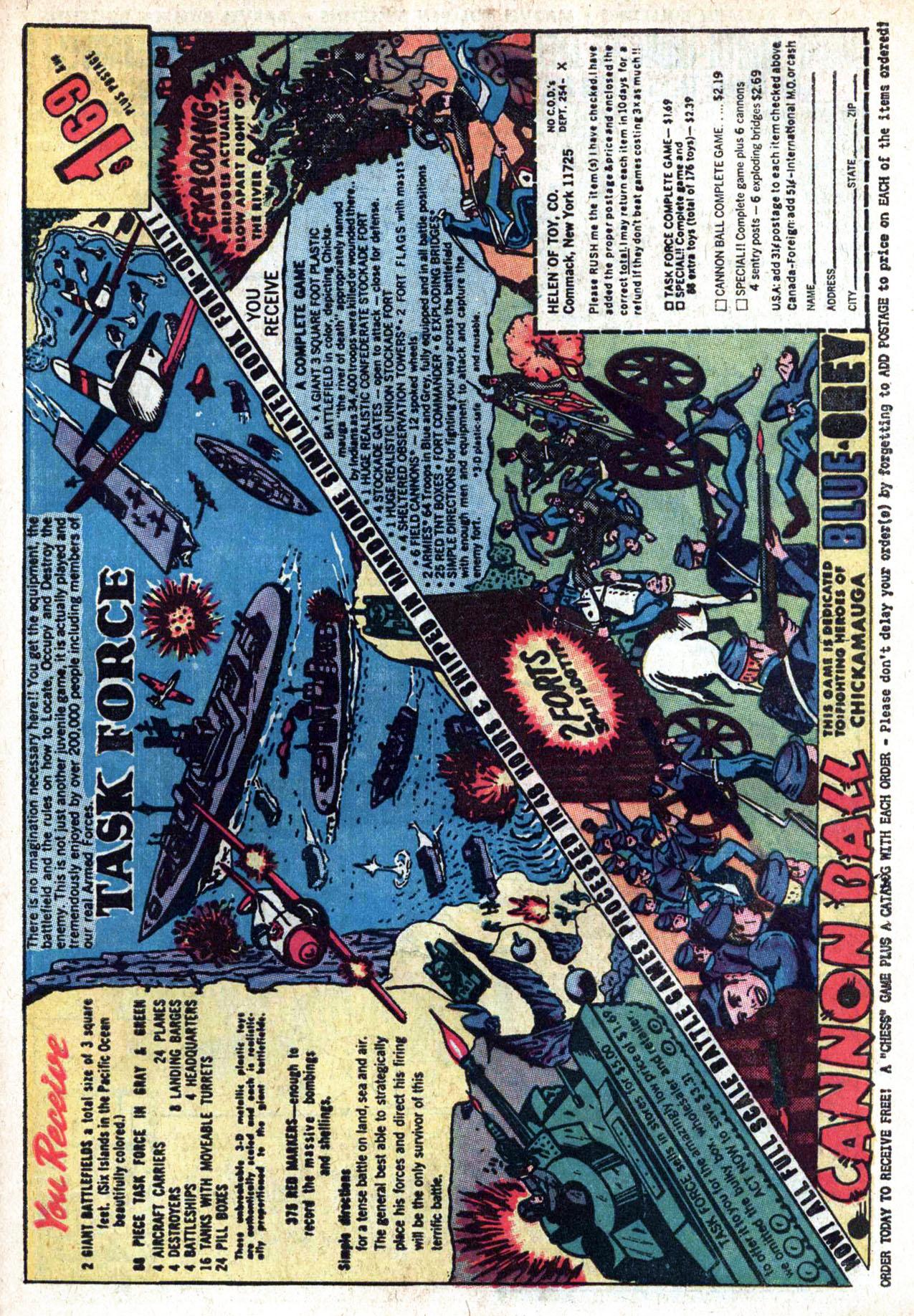 Read online Amazing Adventures (1970) comic -  Issue #20 - 31