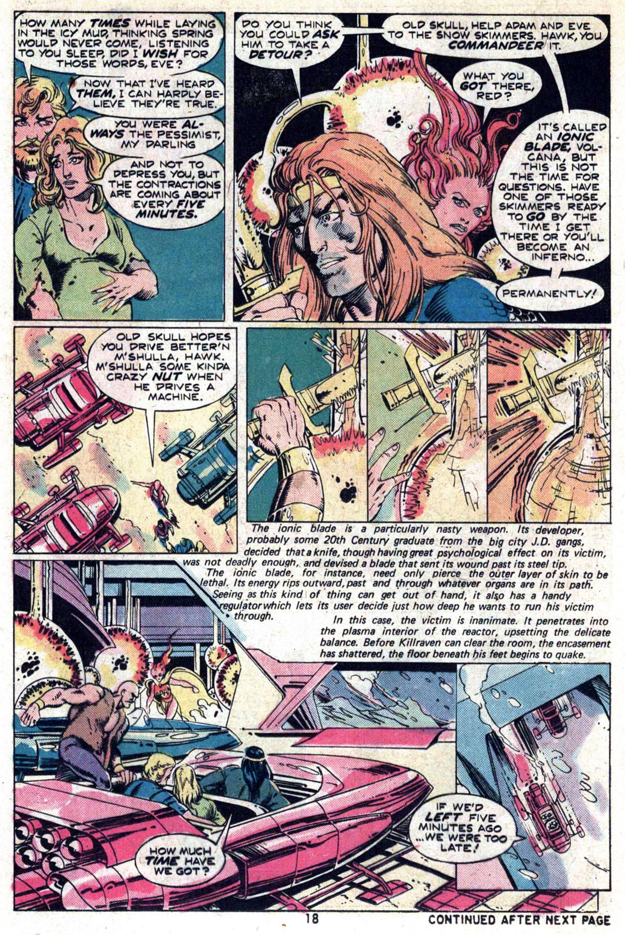 Read online Amazing Adventures (1970) comic -  Issue #29 - 20