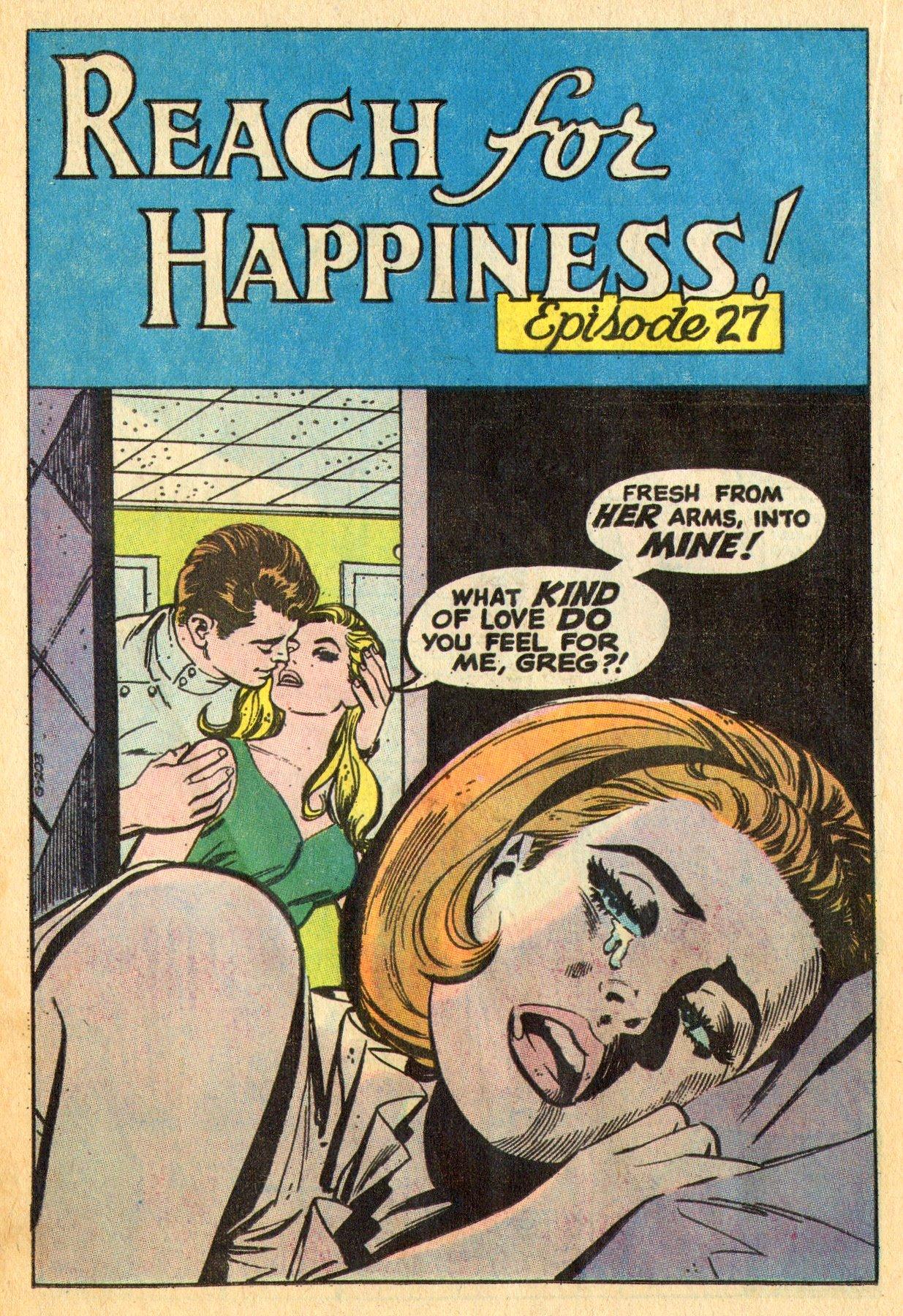 Read online Secret Hearts comic -  Issue #136 - 18