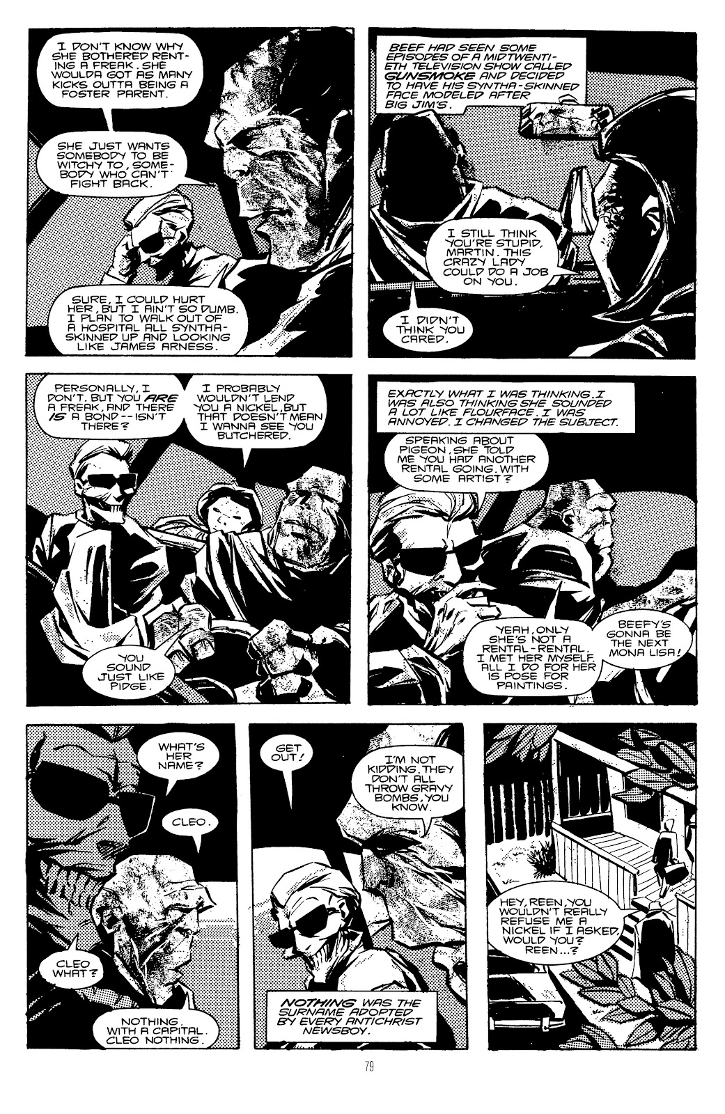 Read online Freaks' Amour comic -  Issue # TPB (Part 1) - 80