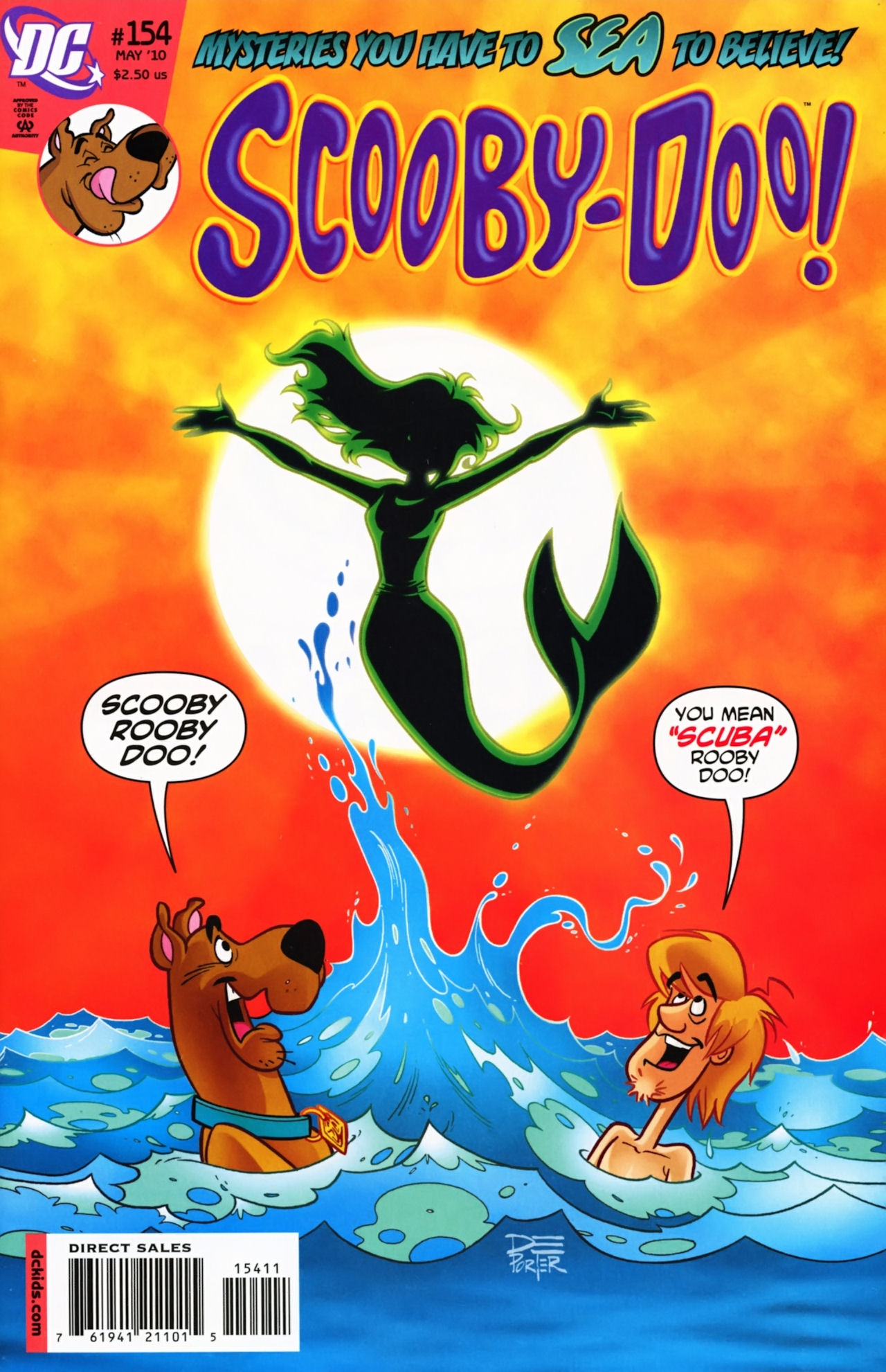 Read online Scooby-Doo (1997) comic -  Issue #154 - 1