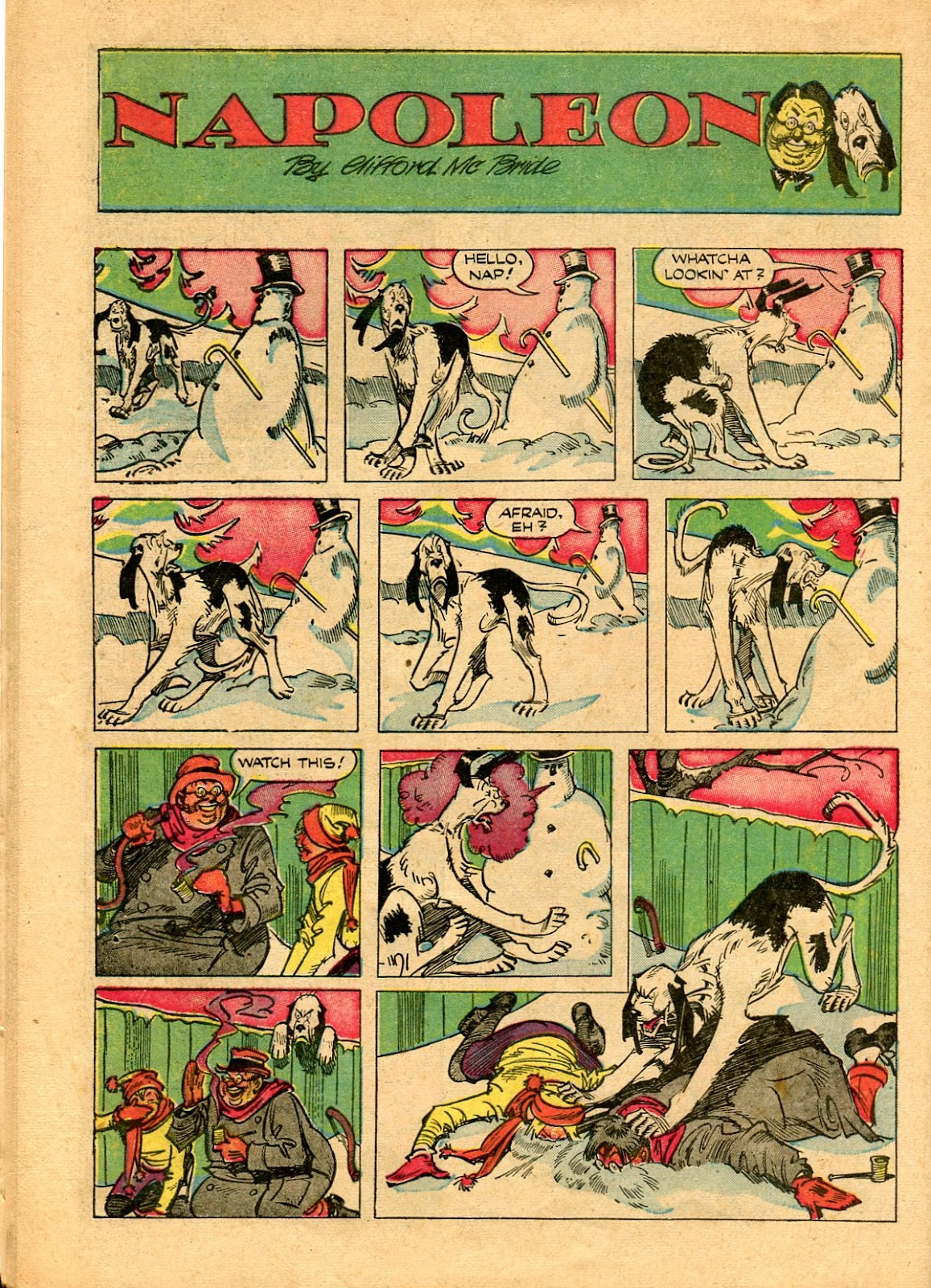 Read online Famous Funnies comic -  Issue #101 - 66
