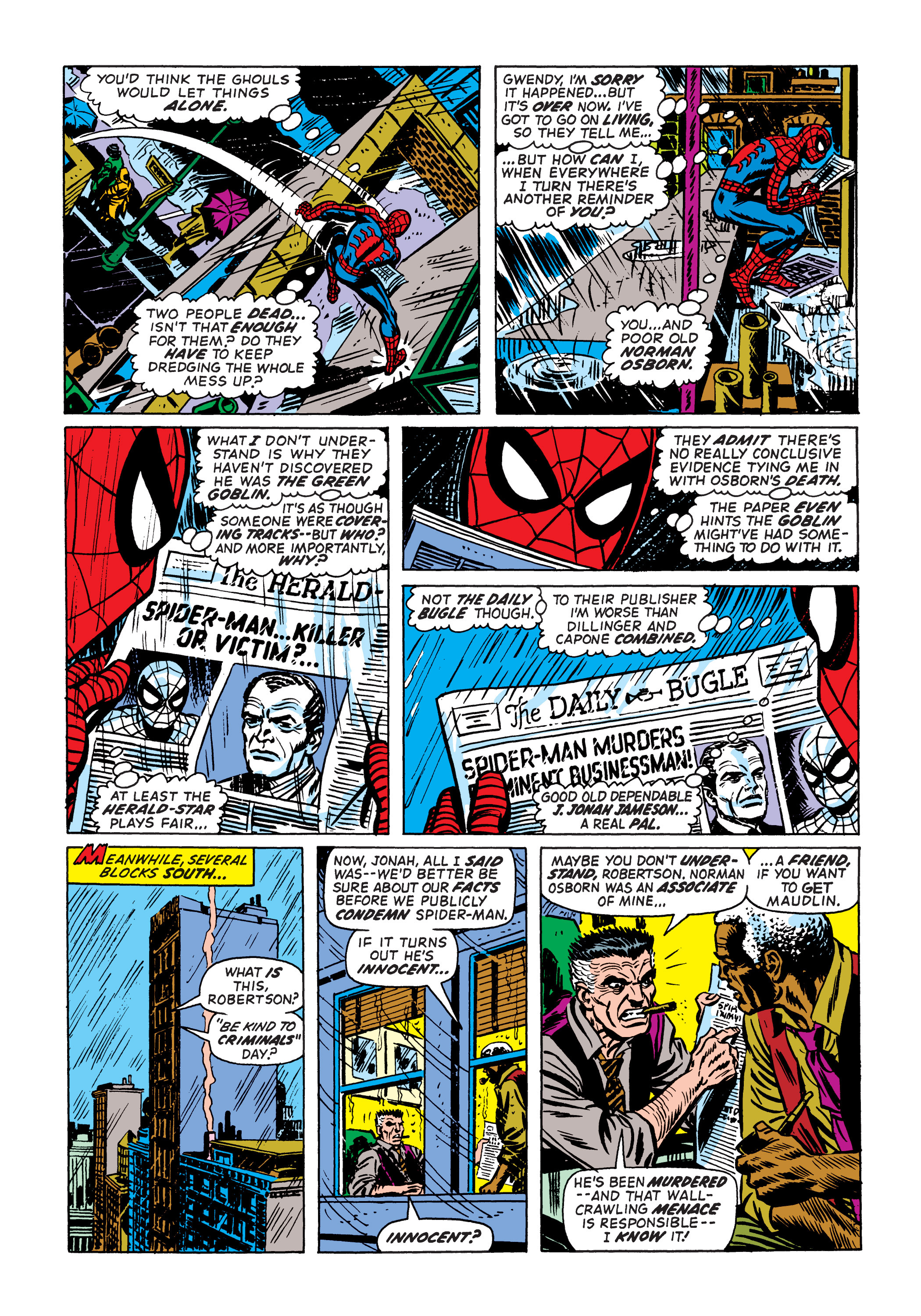 The Amazing Spider-Man (1963) 124 Page 2
