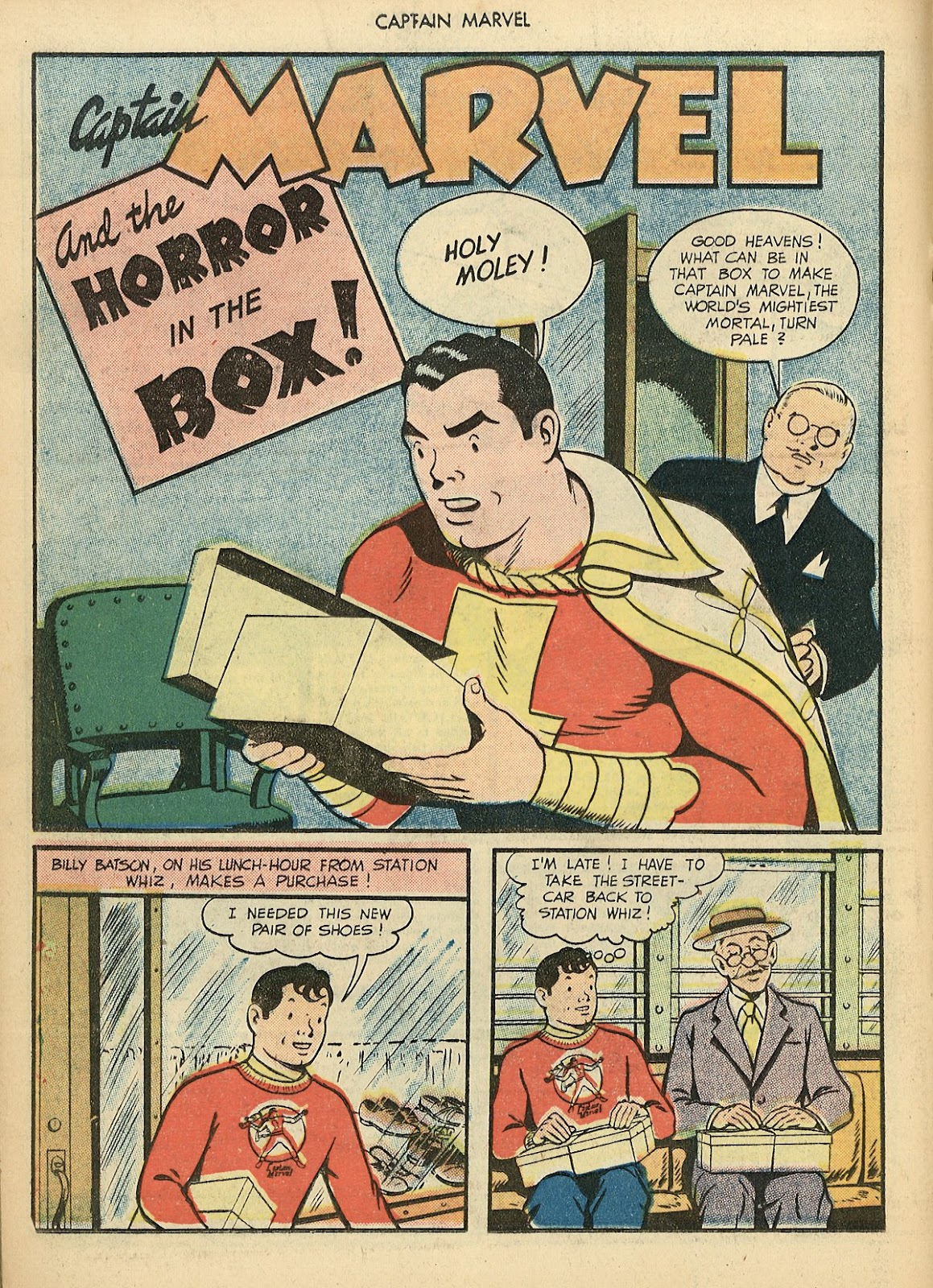 Captain Marvel Adventures issue 70 - Page 26
