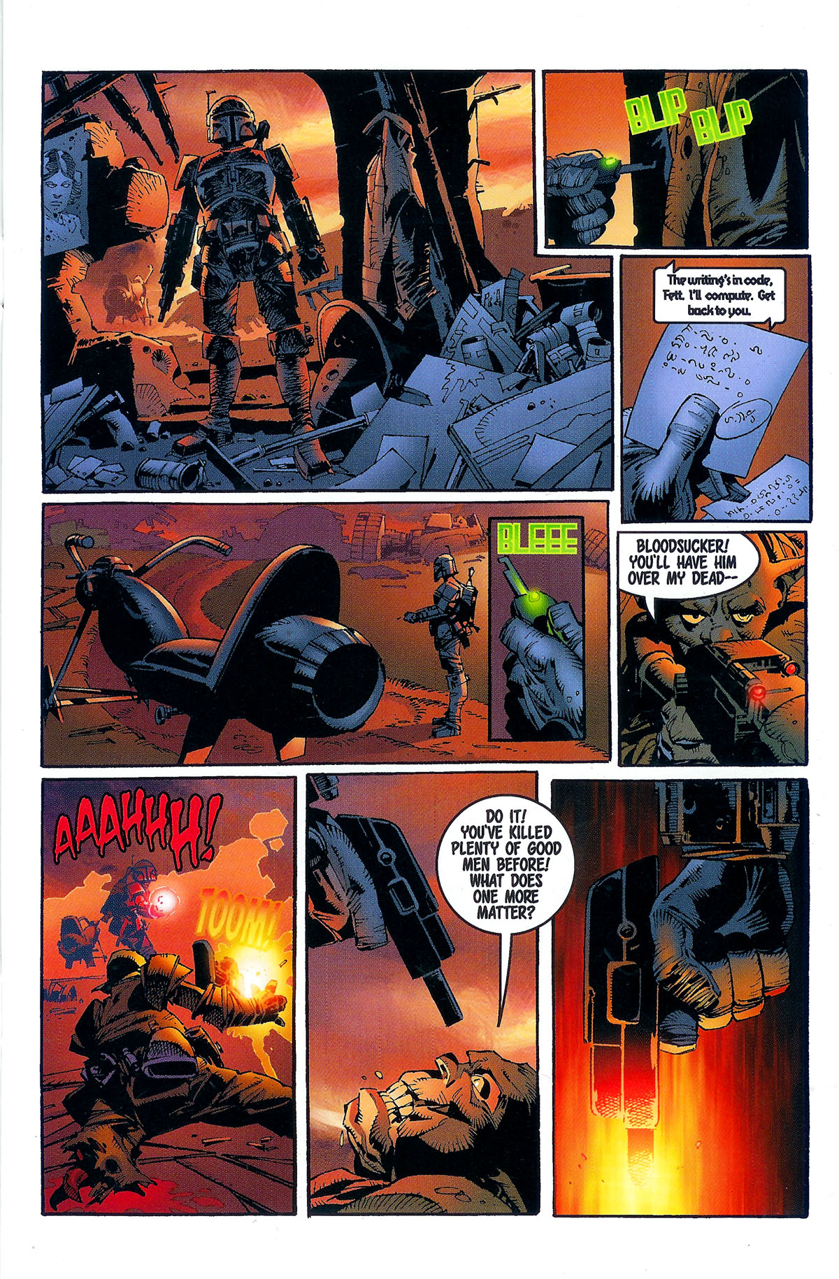 Read online Star Wars Omnibus comic -  Issue # Vol. 12 - 214
