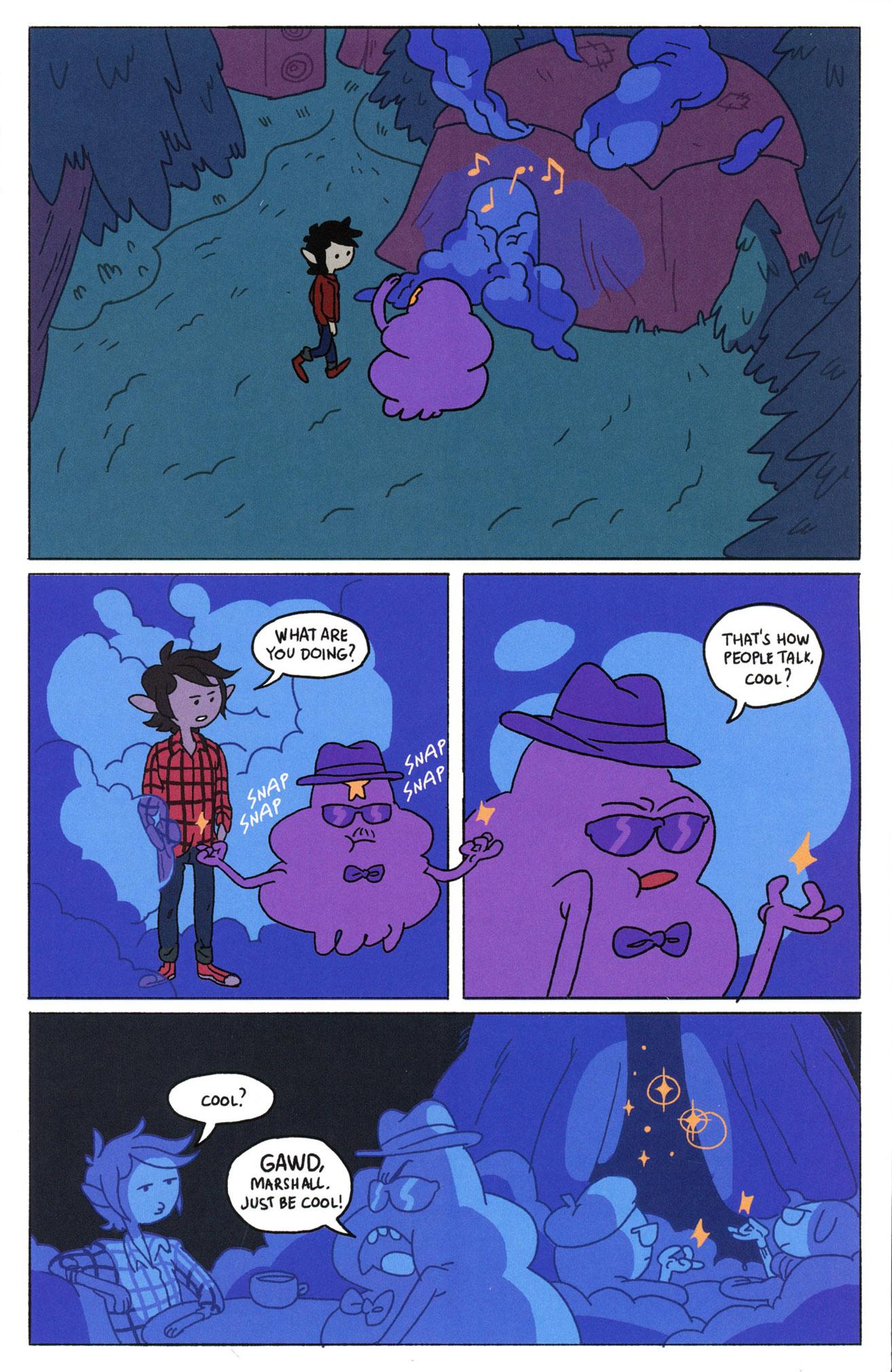 Read online Adventure Time Comics comic -  Issue #8 - 13