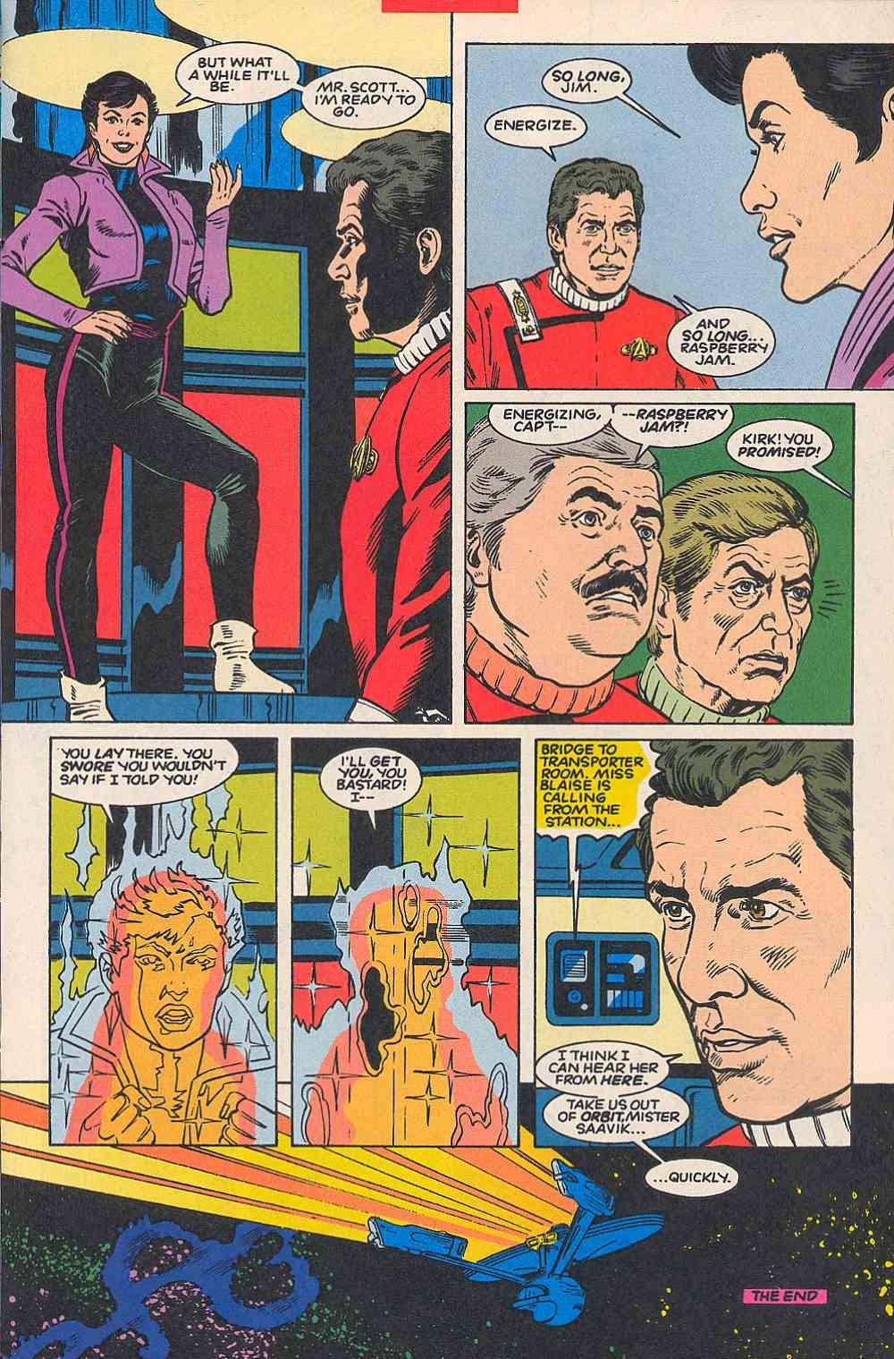 Read online Star Trek (1989) comic -  Issue # _Special 1 - 45