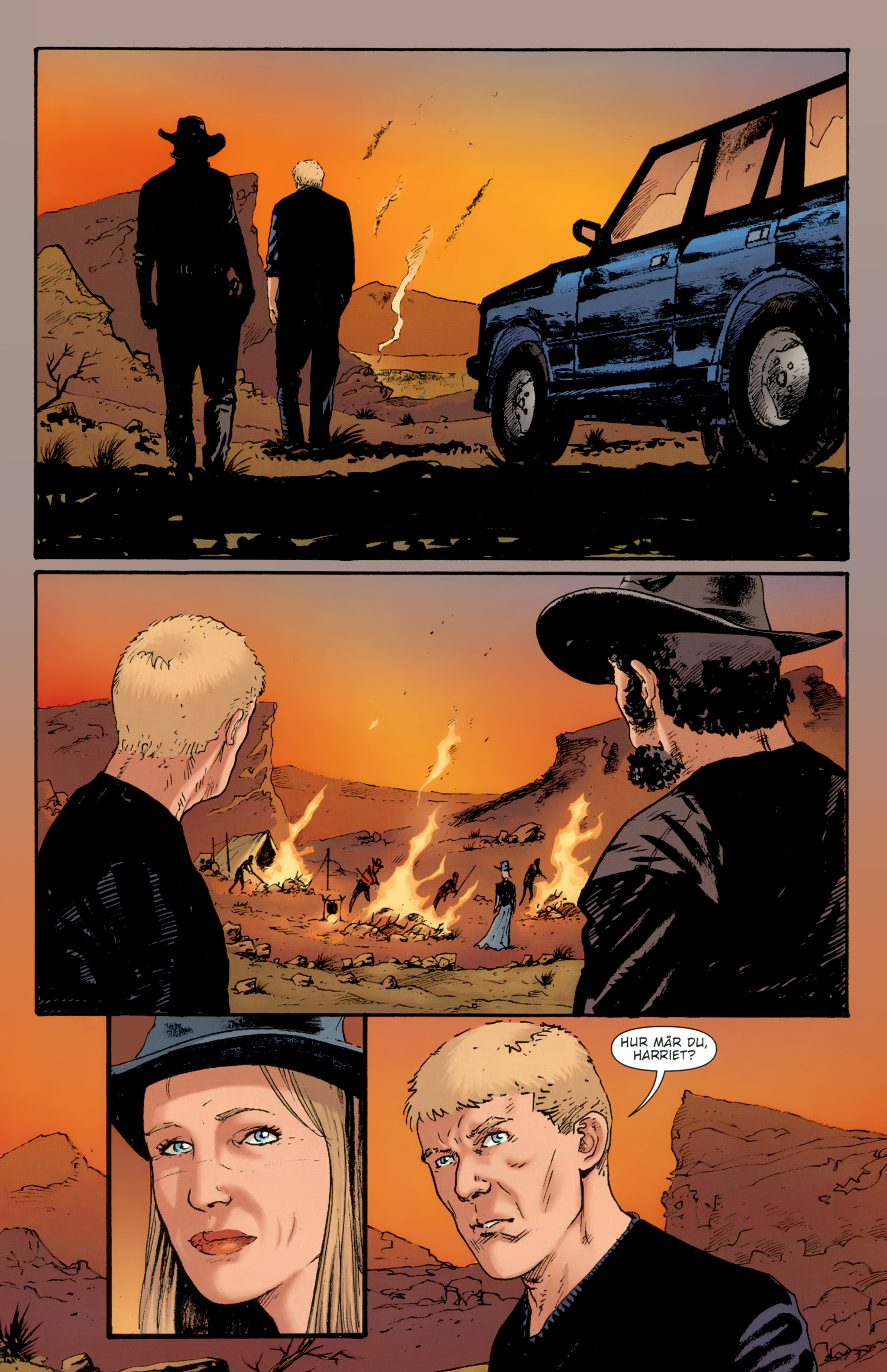 Read online The Girl With the Dragon Tattoo comic -  Issue # TPB 2 - 135