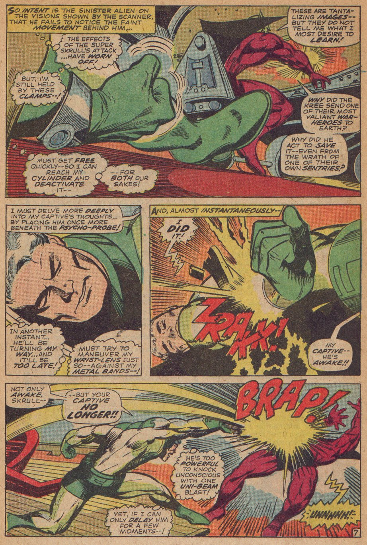 Captain Marvel (1968) Issue #3 #3 - English 8