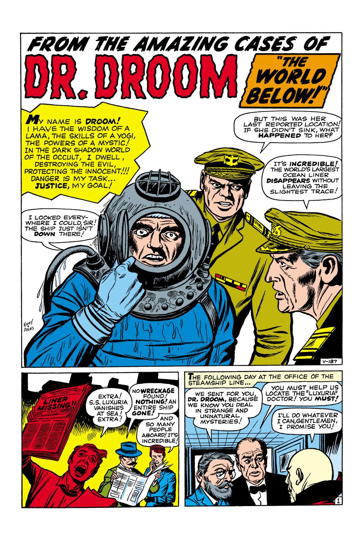 Read online Amazing Adventures (1961) comic -  Issue #2 - 16
