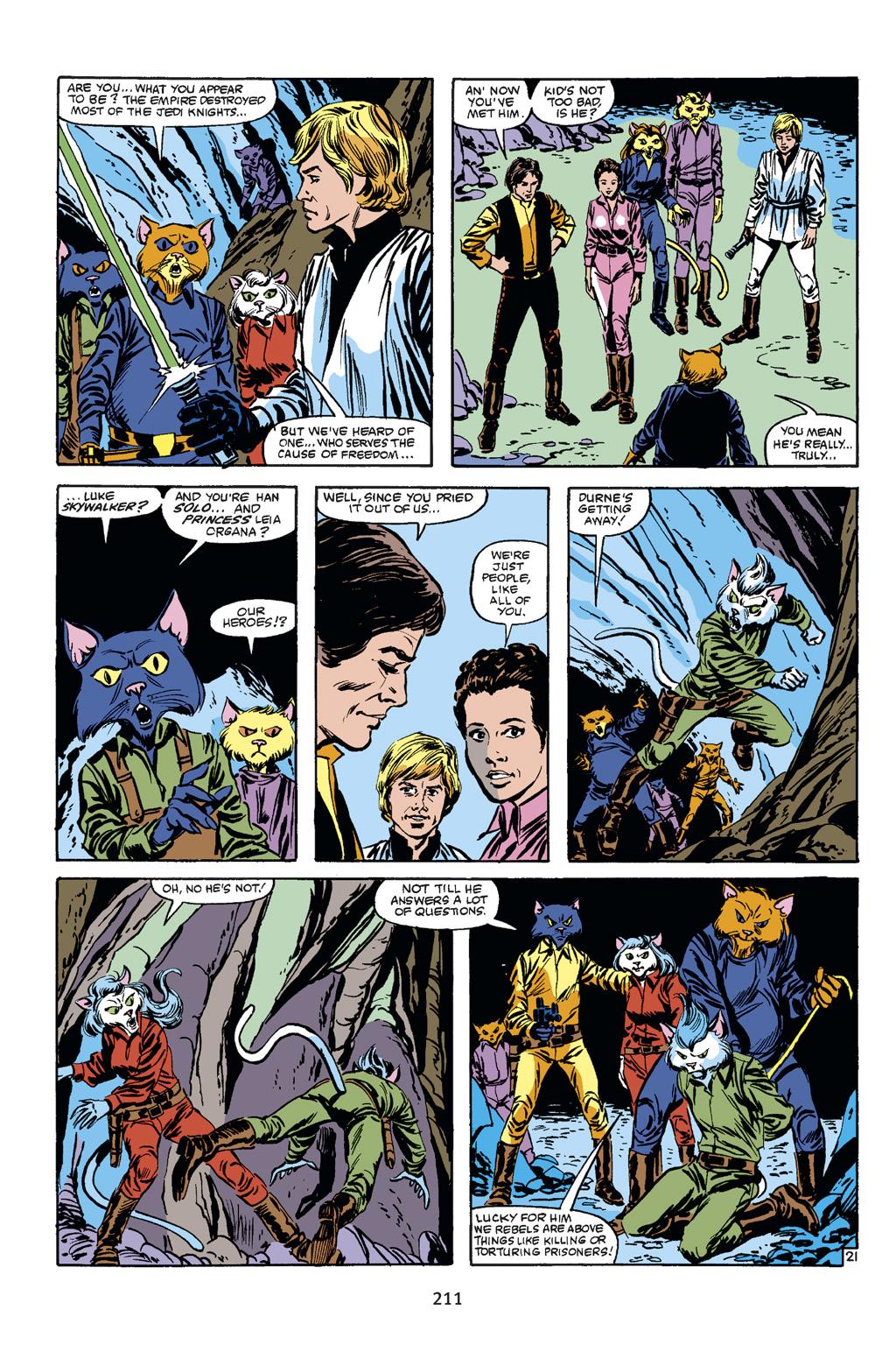 Read online Star Wars Omnibus comic -  Issue # Vol. 21 - 203
