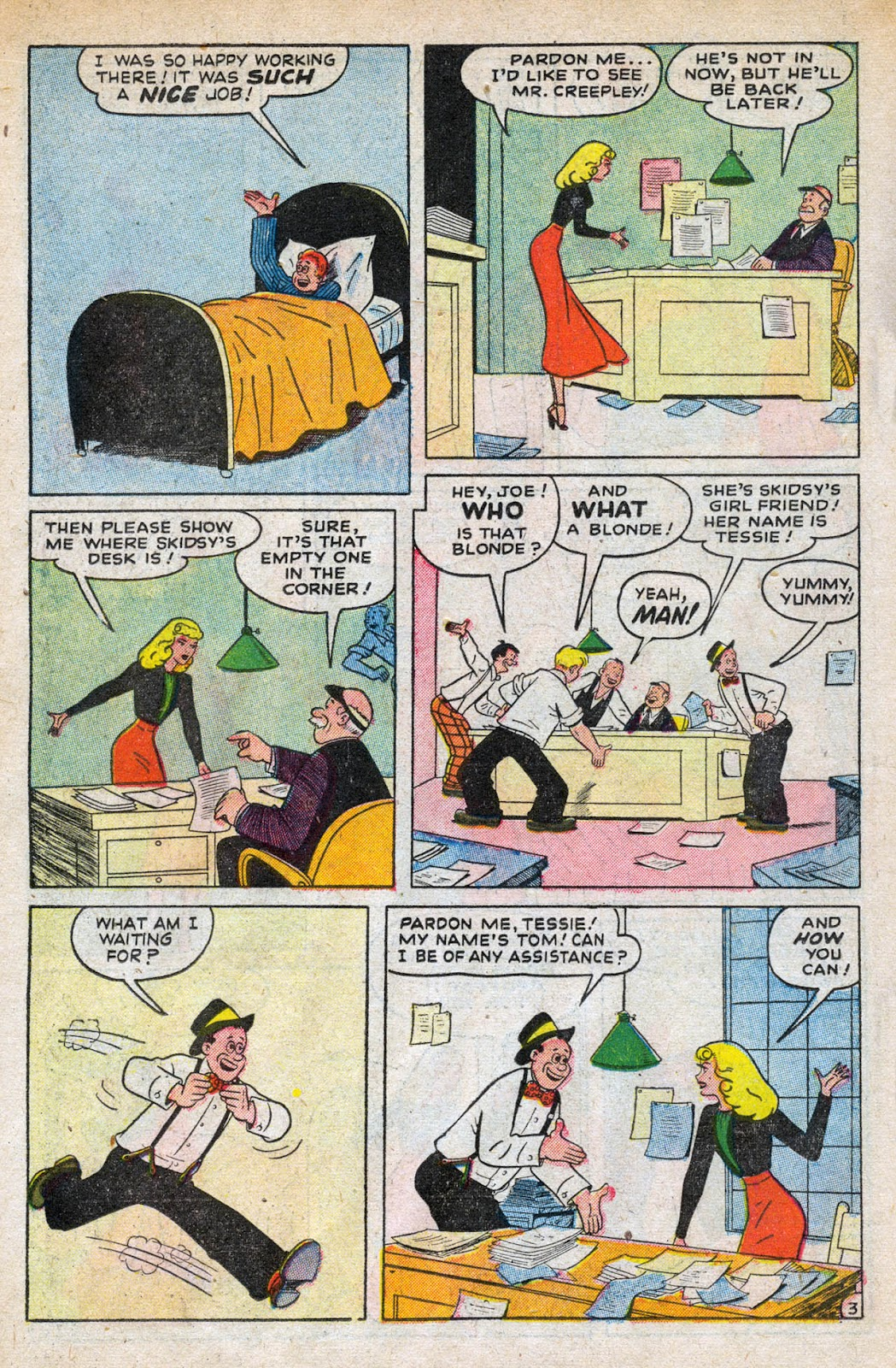 Read online Gay Comics comic -  Issue #40 - 22