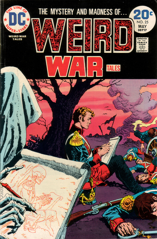 Weird War Tales (1971) issue 25 - Page 1