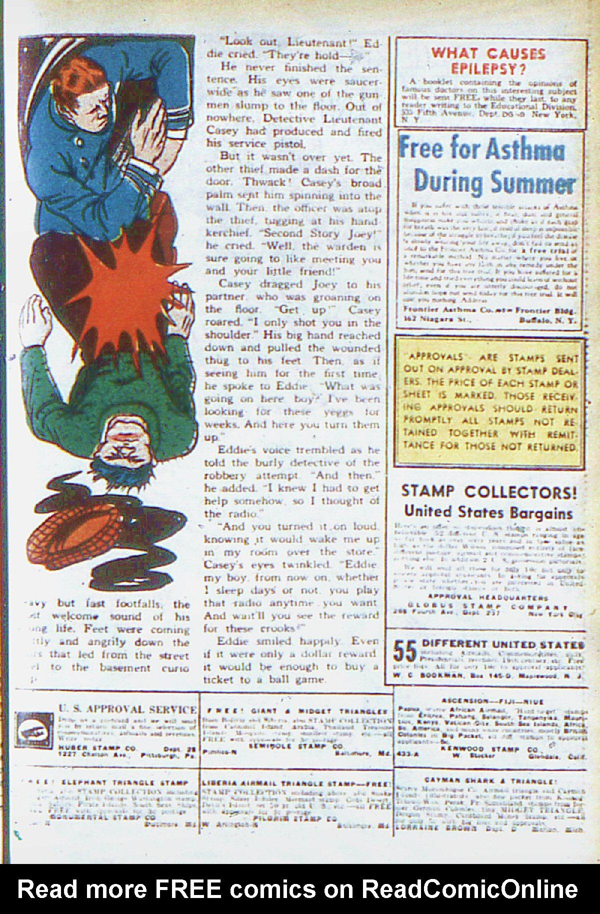 Read online Adventure Comics (1938) comic -  Issue #66 - 52
