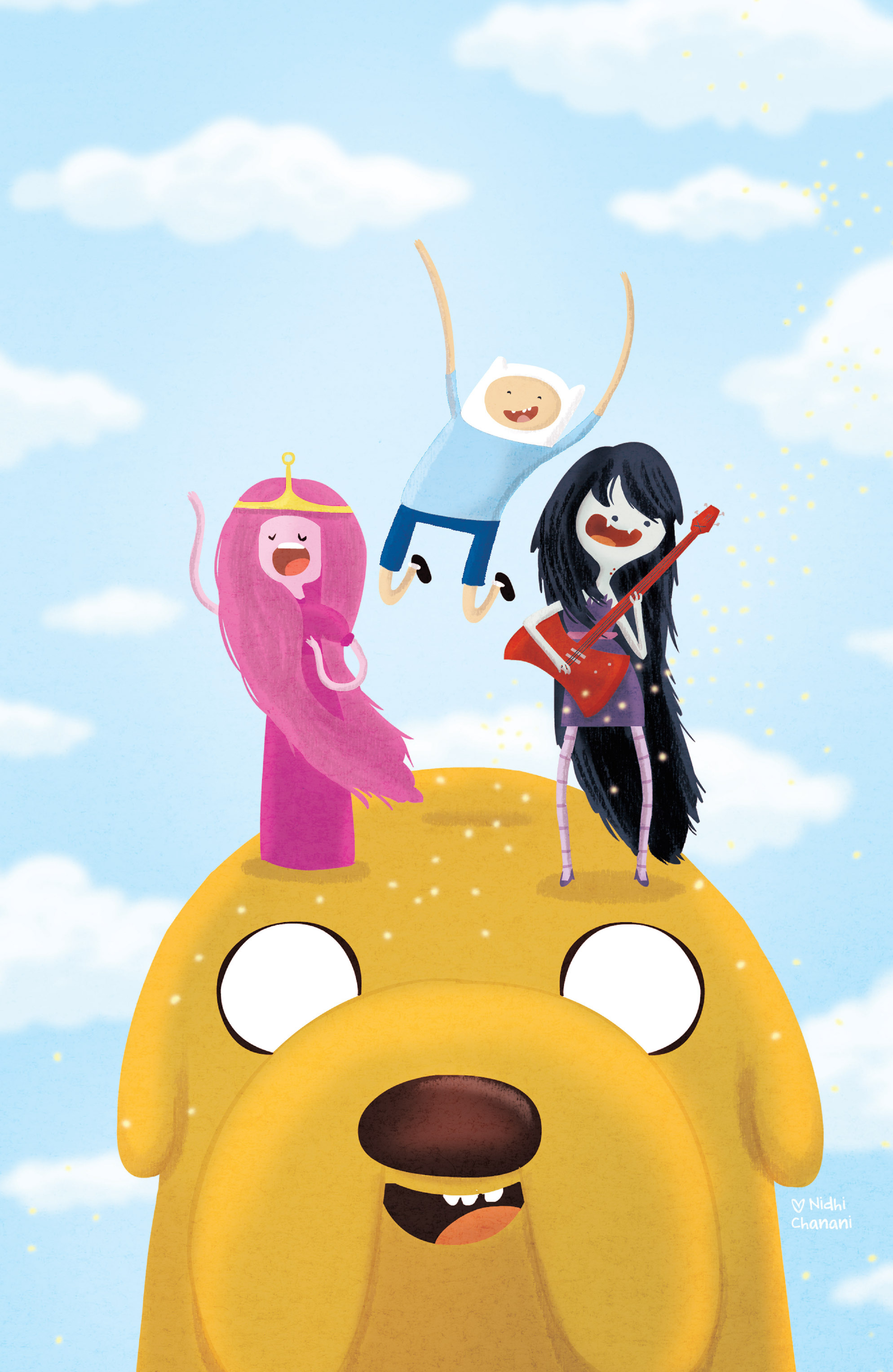 Read online Adventure Time comic -  Issue #15 - 3