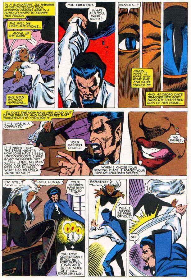 Read online Uncanny X-Men (1963) comic -  Issue # _Annual 6 - 25
