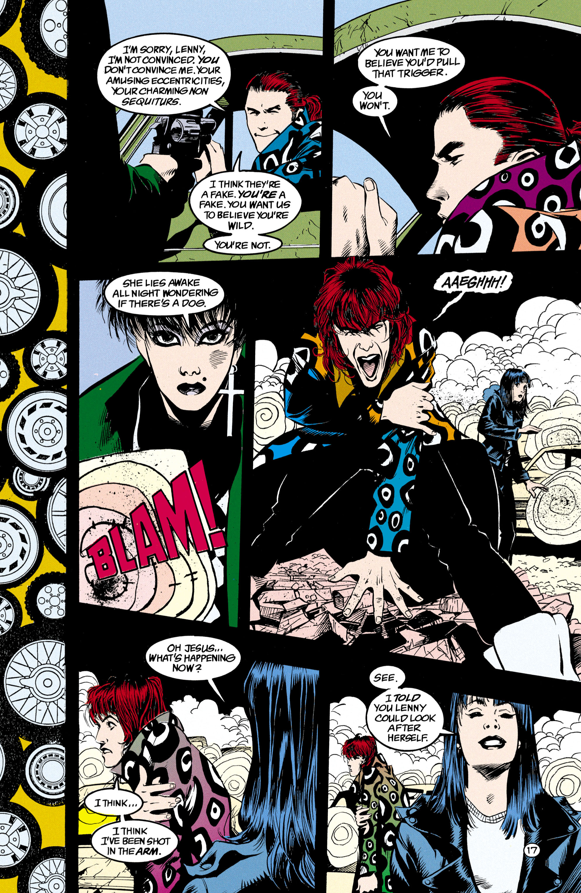 Read online Shade, the Changing Man comic -  Issue #24 - 18