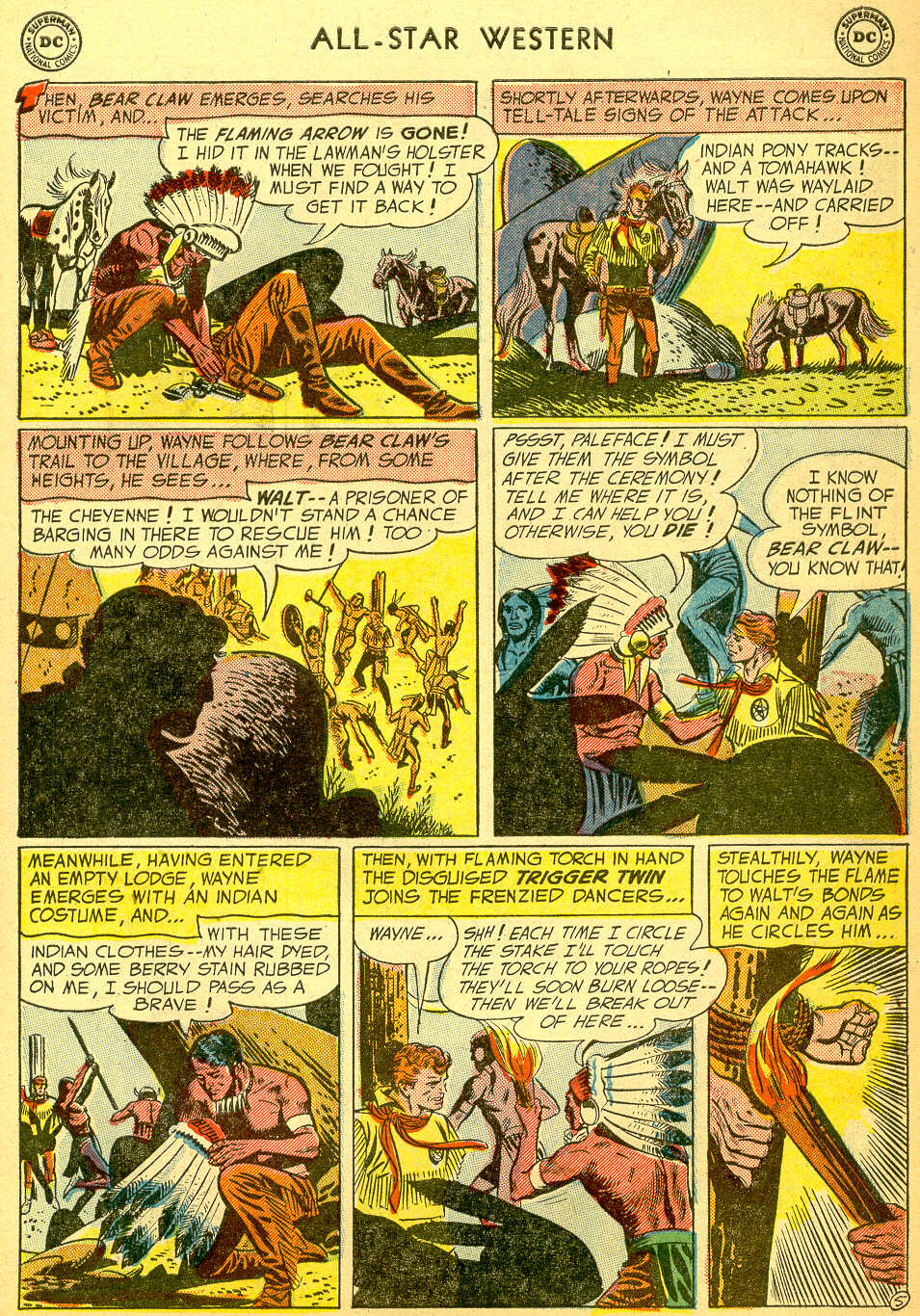 All-Star Western (1951) issue 81 - Page 7