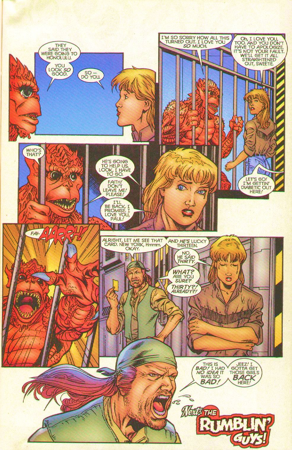 Read online Trinity Angels comic -  Issue #8 - 25