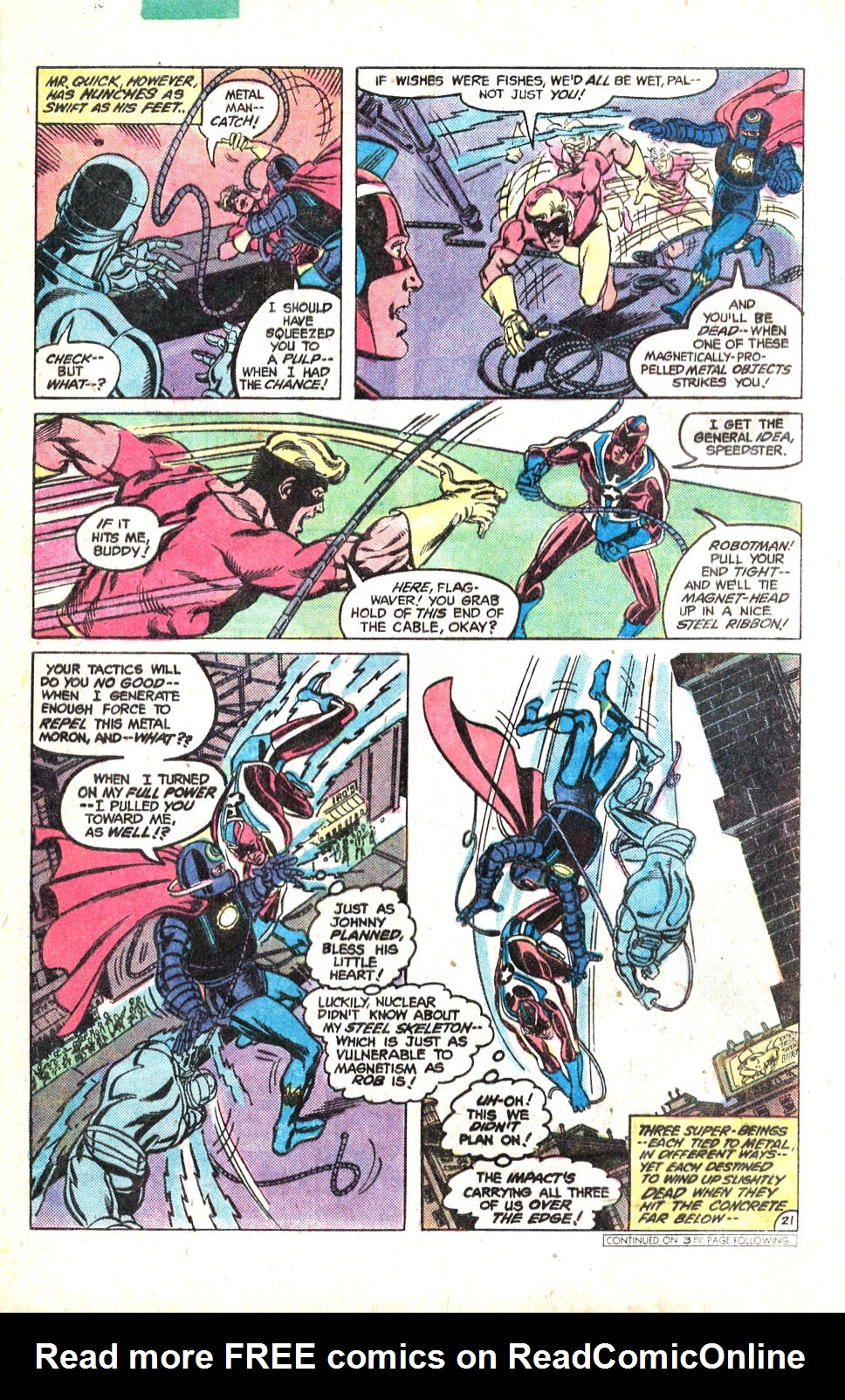 Read online All-Star Squadron comic -  Issue #14 - 27