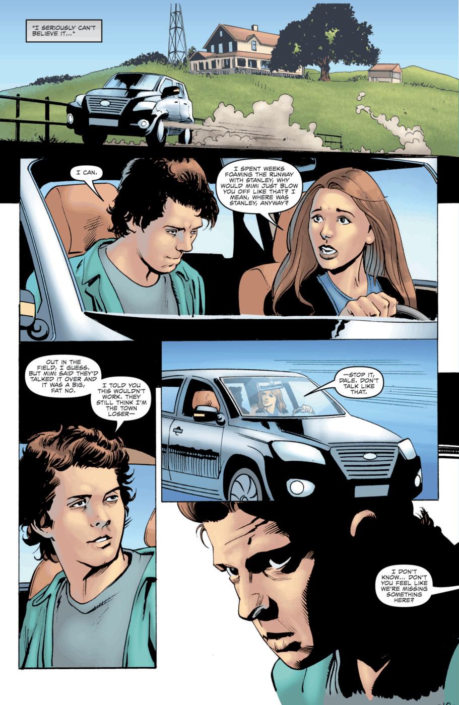 Read online Jericho Season 4 comic -  Issue #2 - 12