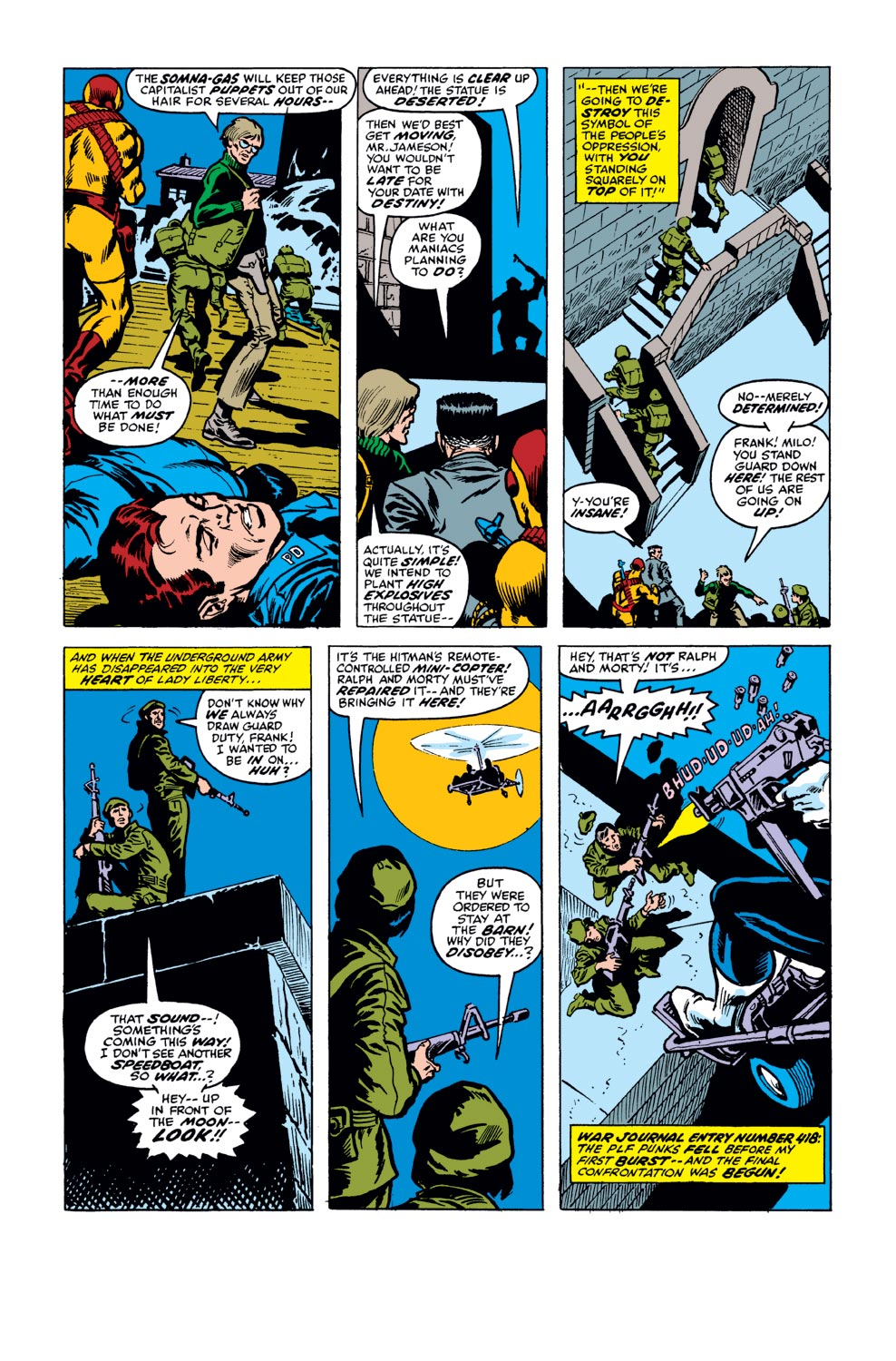 The Amazing Spider-Man (1963) 175 Page 11
