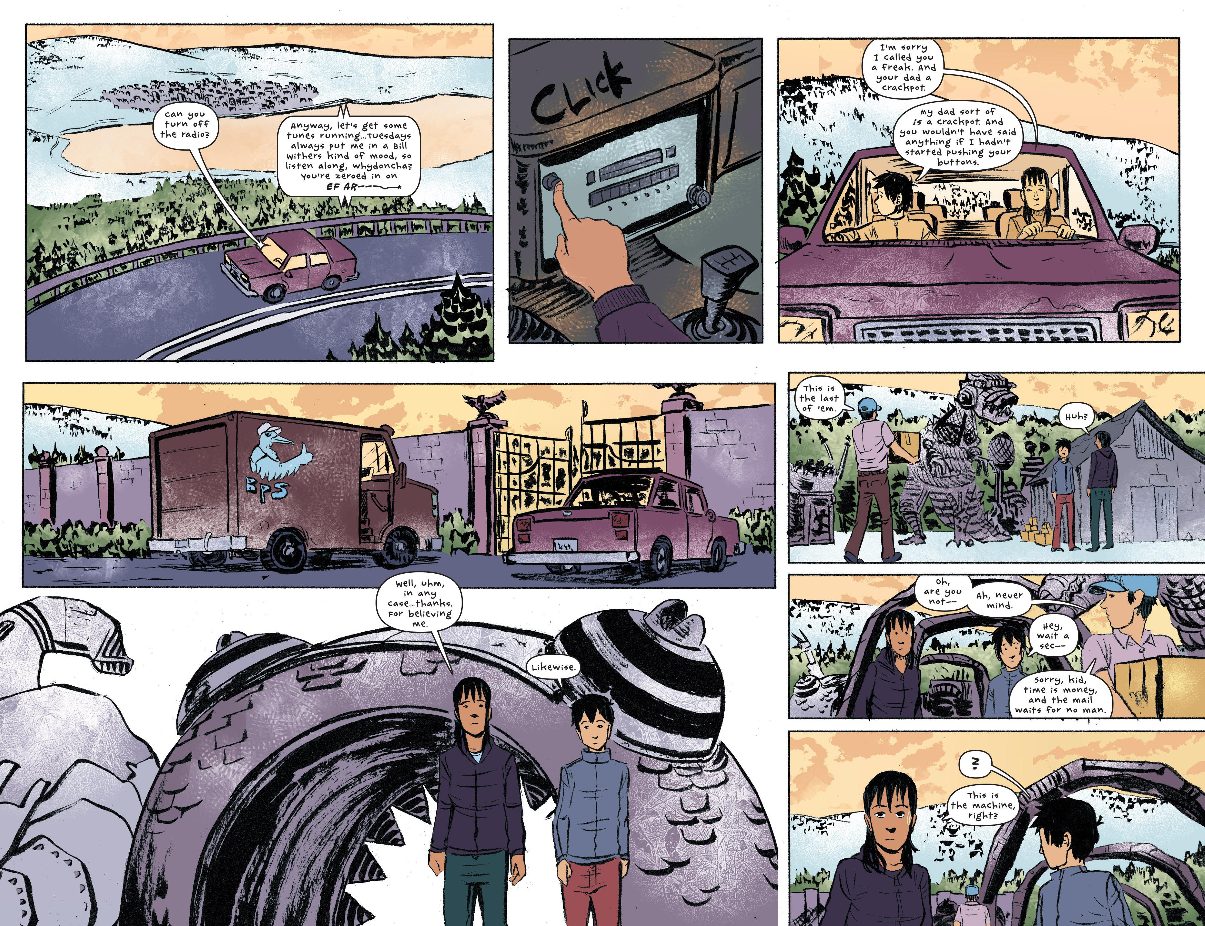 Read online UFOlogy comic -  Issue #4 - 12