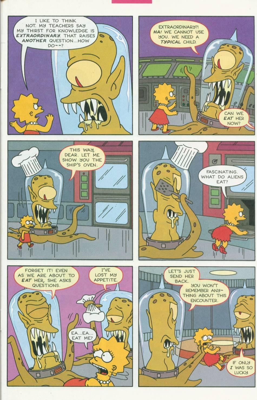 Read online Simpsons Comics Presents Bart Simpson comic -  Issue #1 - 24