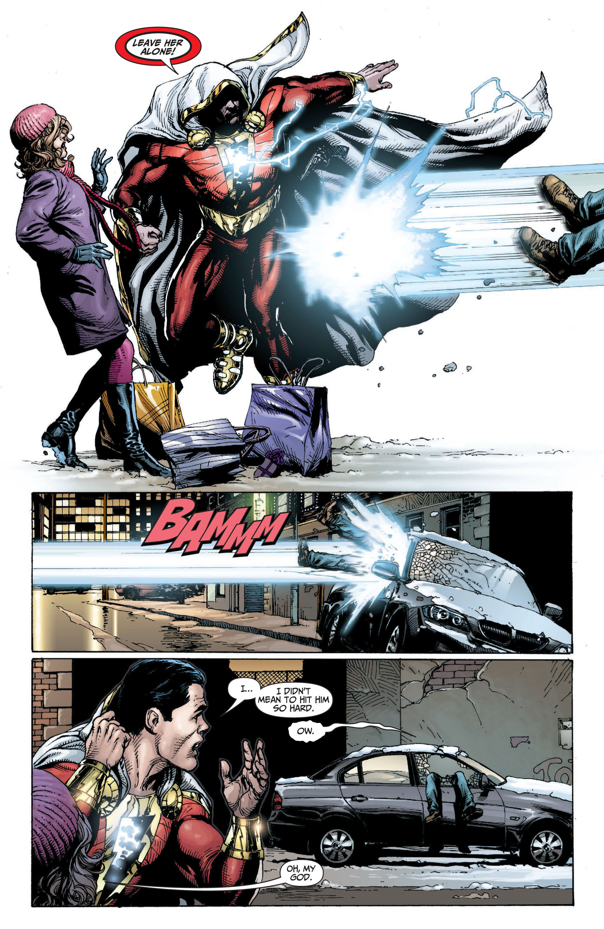 Read online Shazam! (2013) comic -  Issue #1 - 85