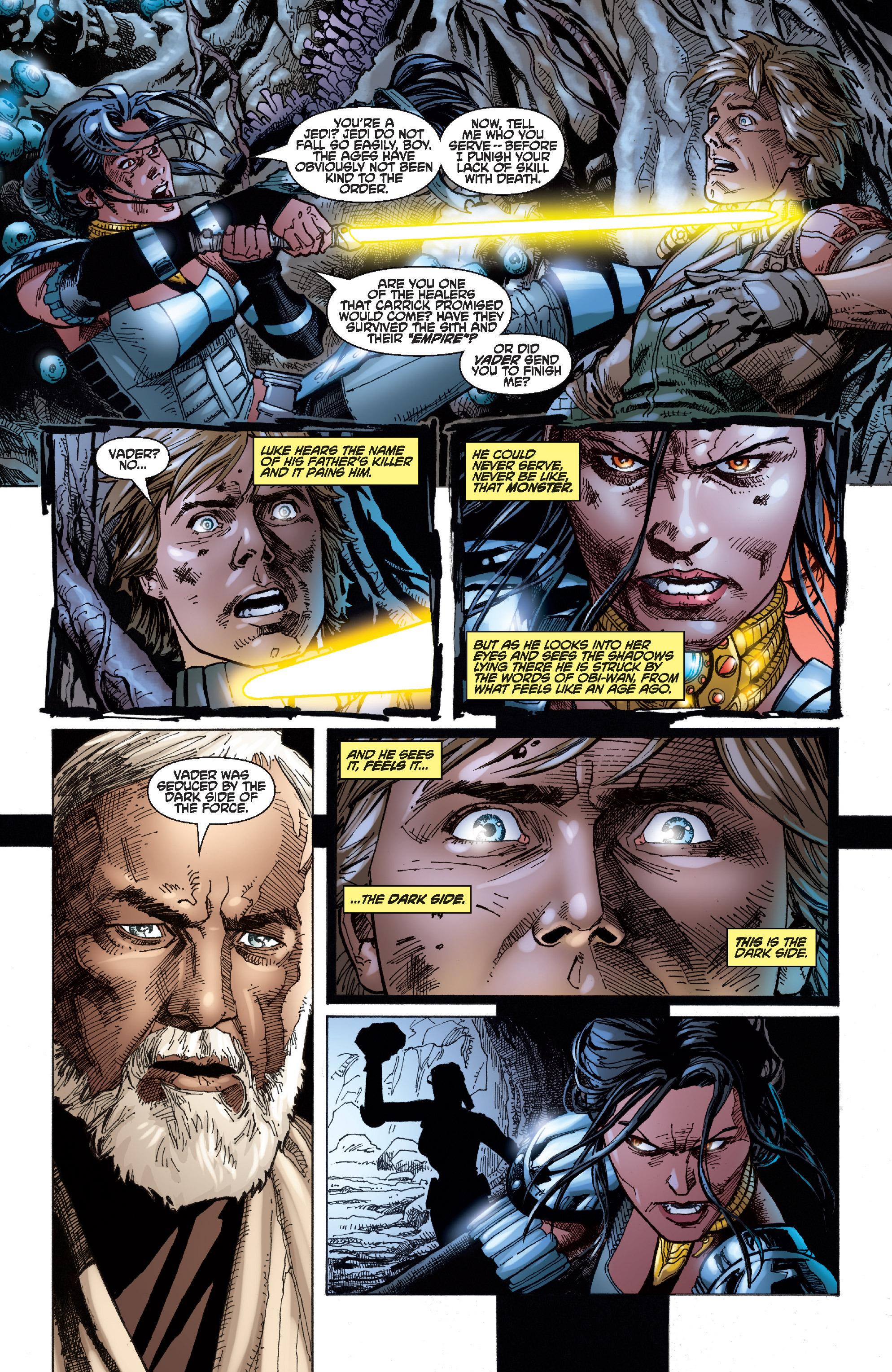 Read online Star Wars Omnibus comic -  Issue # Vol. 20 - 425