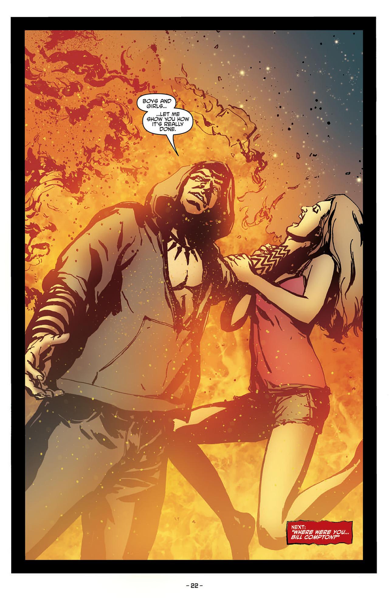 Read online True Blood (2012) comic -  Issue #2 - 23