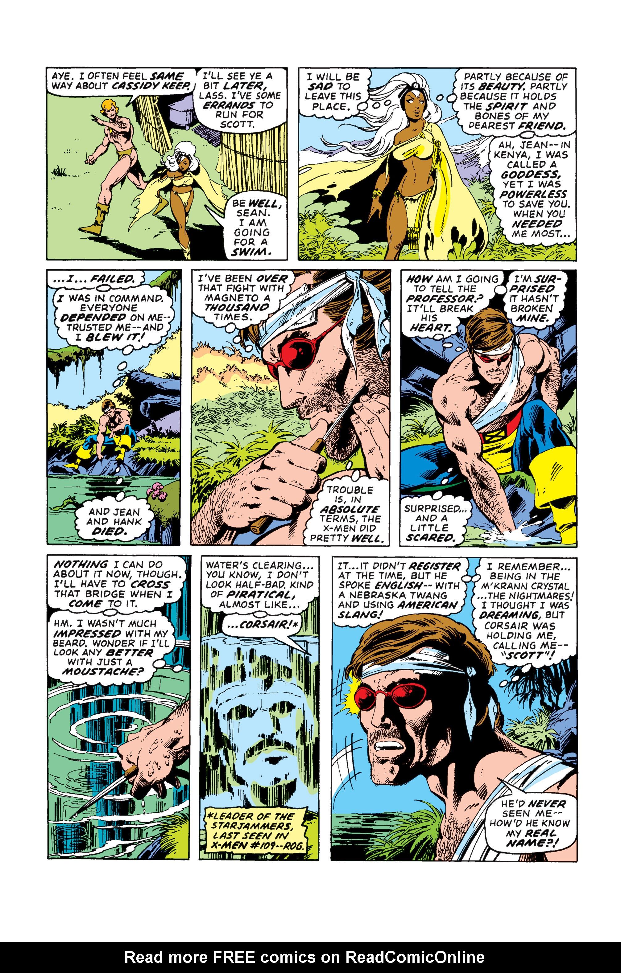 Uncanny X-Men (1963) 114 Page 12