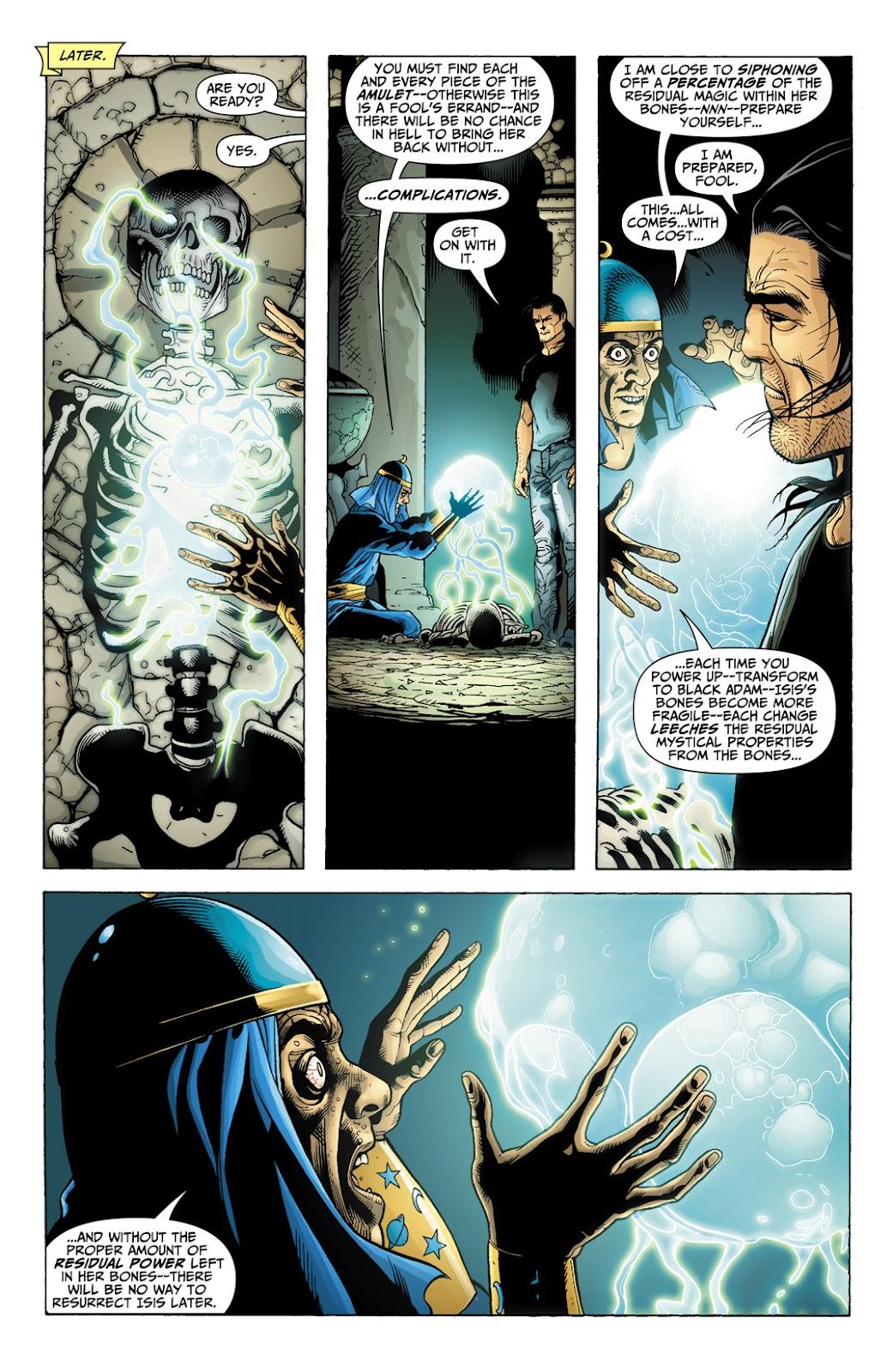 Black Adam: The Dark Age issue 2 - Page 21