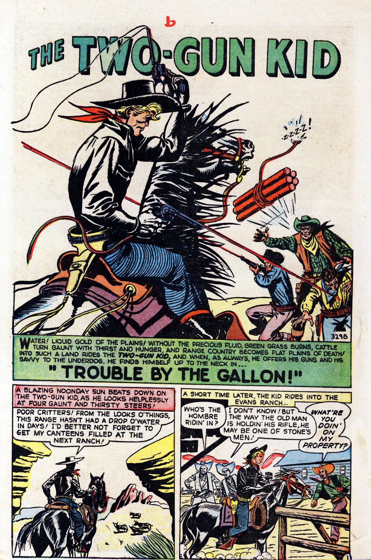 Read online Two-Gun Kid comic -  Issue #6 - 8