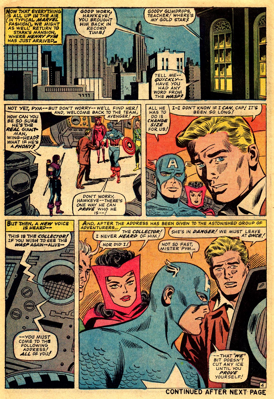 The Avengers (1963) 28 Page 5