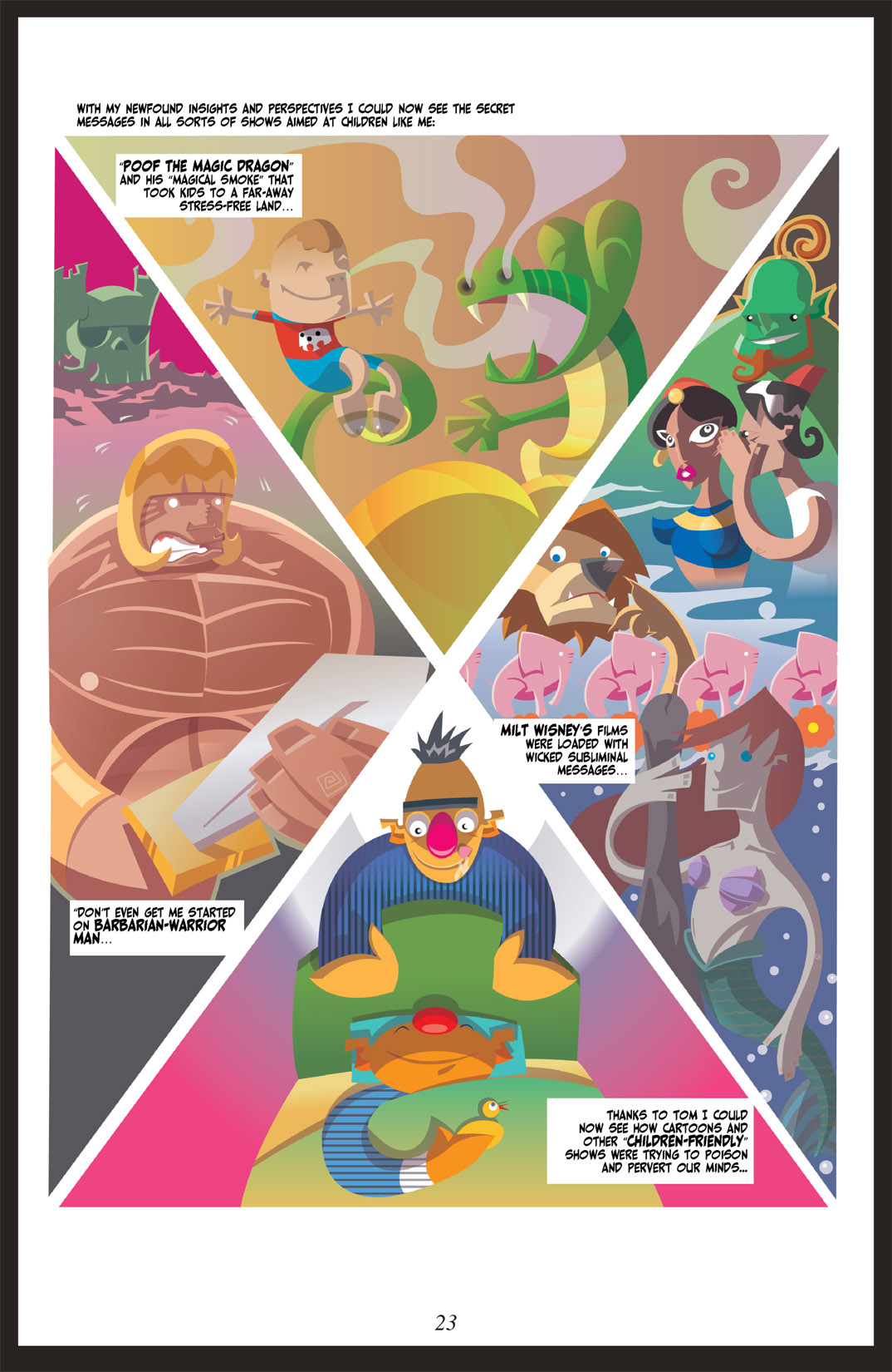 Read online Nightmare World comic -  Issue # Vol. 2 Leave the Light On - 24