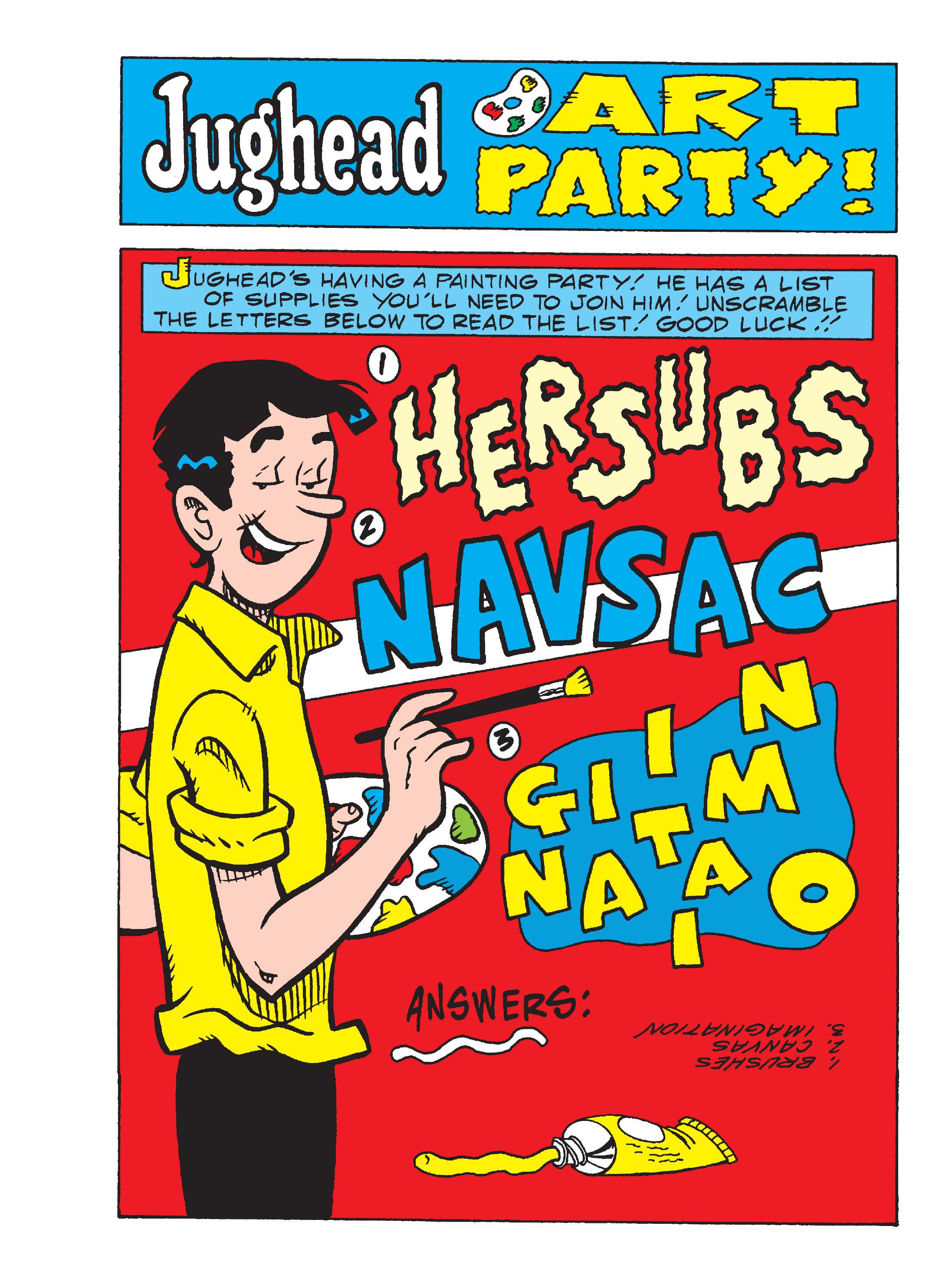 Read online Archie Giant Comics Collection comic -  Issue #Archie Giant Comics Collection TPB (Part 1) - 224