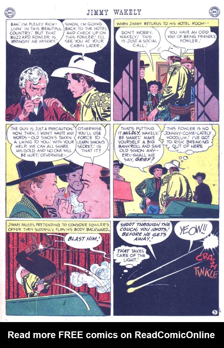 Jimmy Wakely issue 9 - Page 45