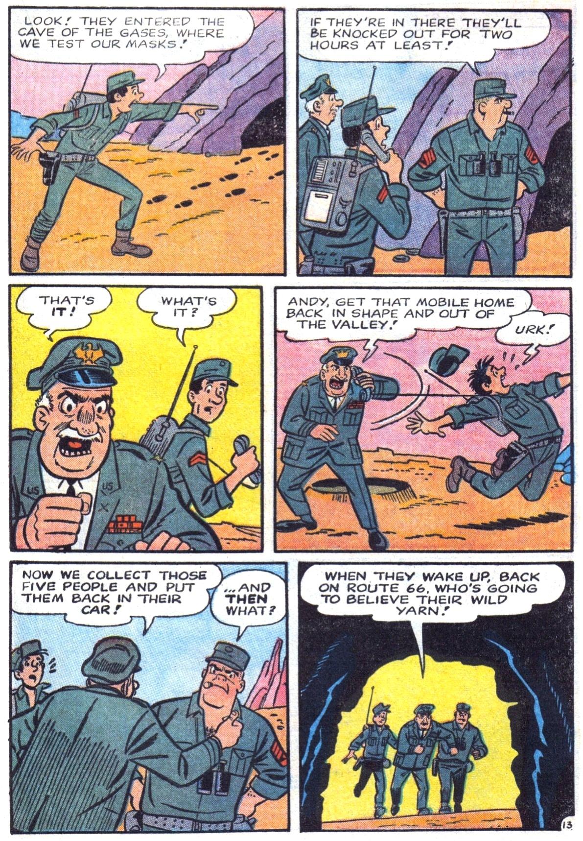 Read online She's Josie comic -  Issue #15 - 17