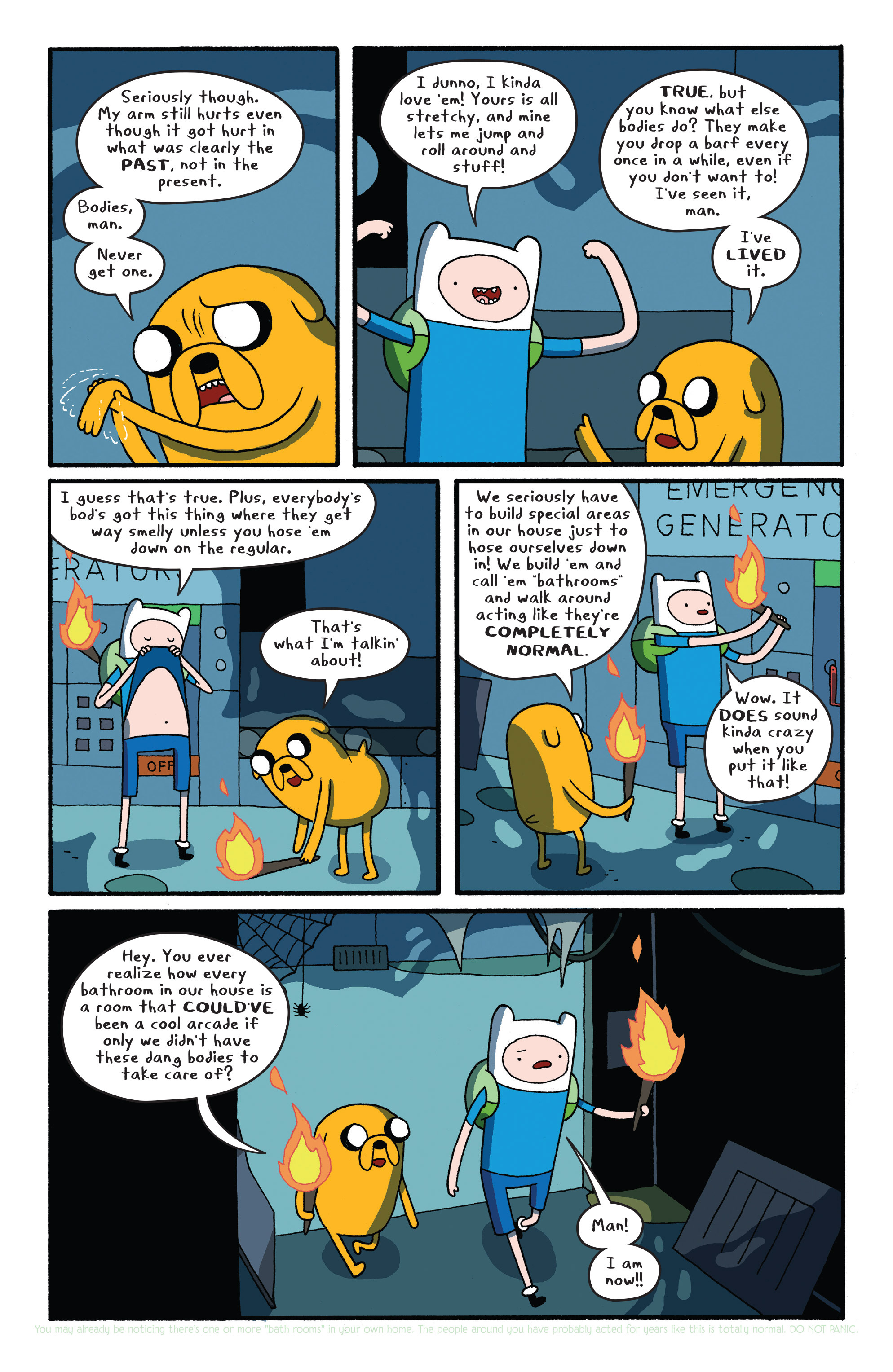 Read online Adventure Time comic -  Issue #Adventure Time _TPB 6 - 42
