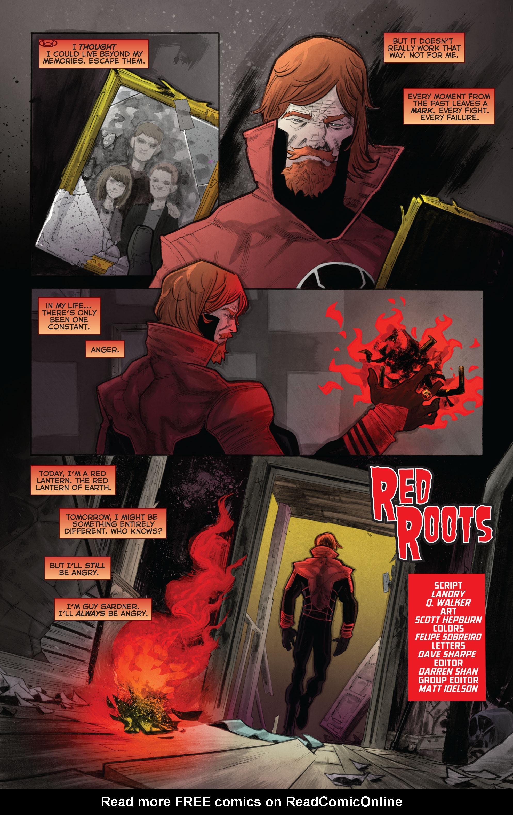 Read online Secret Origins (2014) comic -  Issue #11 - 13