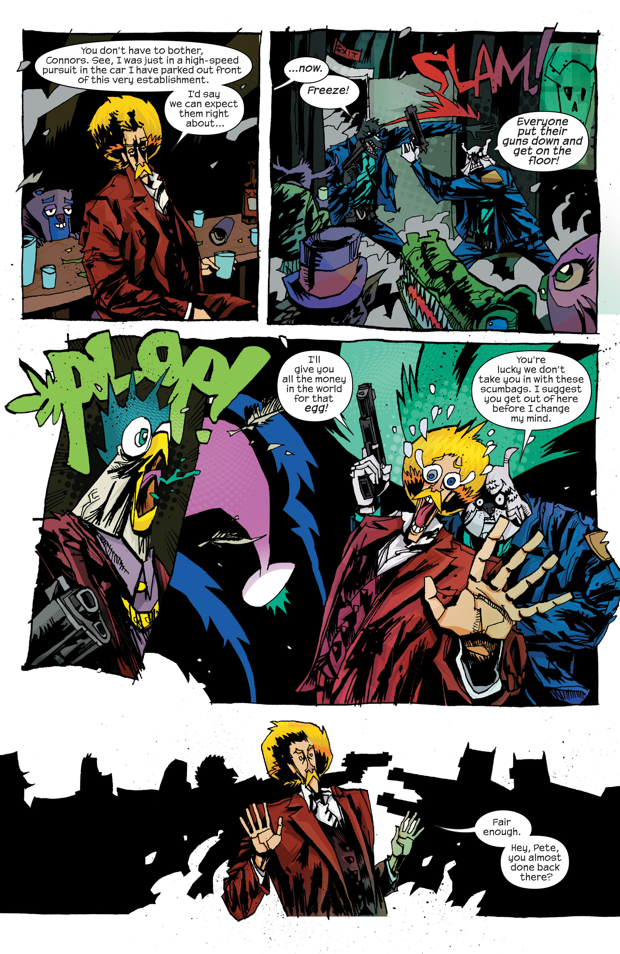Read online Secret Wars Journal/Battleworld comic -  Issue # TPB - 227