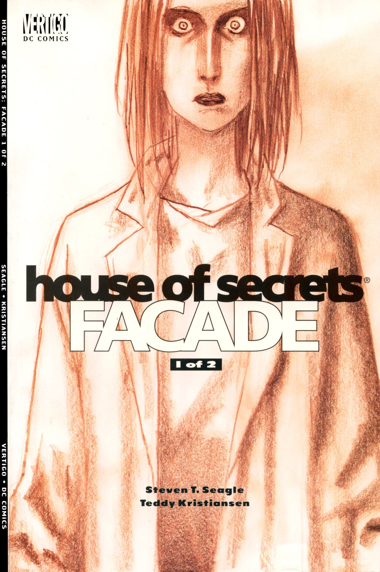 House of Secrets: Facade issue 1 - Page 1