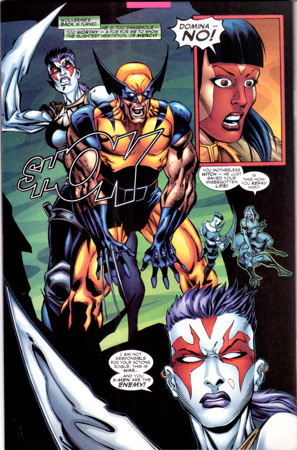 X-Men (1991) 106 Page 36