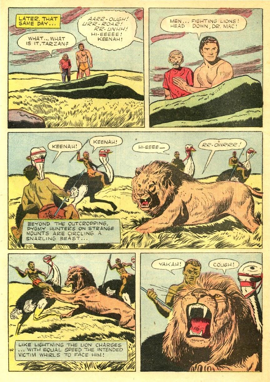 Tarzan (1948) issue 56 - Page 4