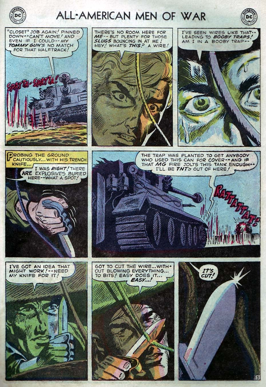 All-American Men of War issue 51 - Page 23
