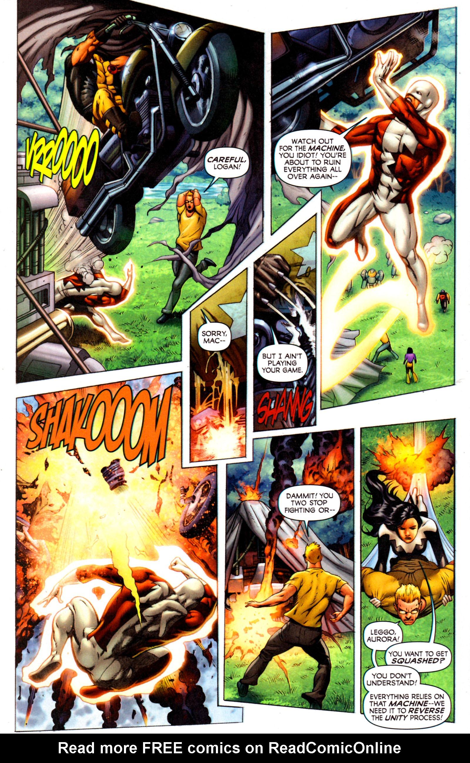 Read online Alpha Flight (2011) comic -  Issue #7 - 10